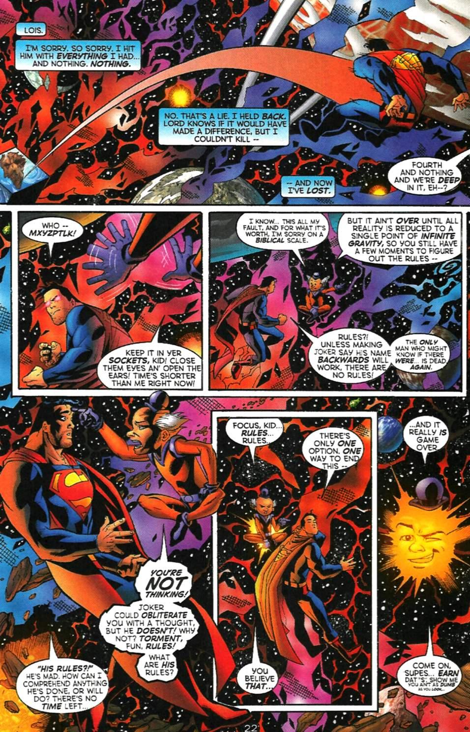 Action Comics (1938) 770 Page 22