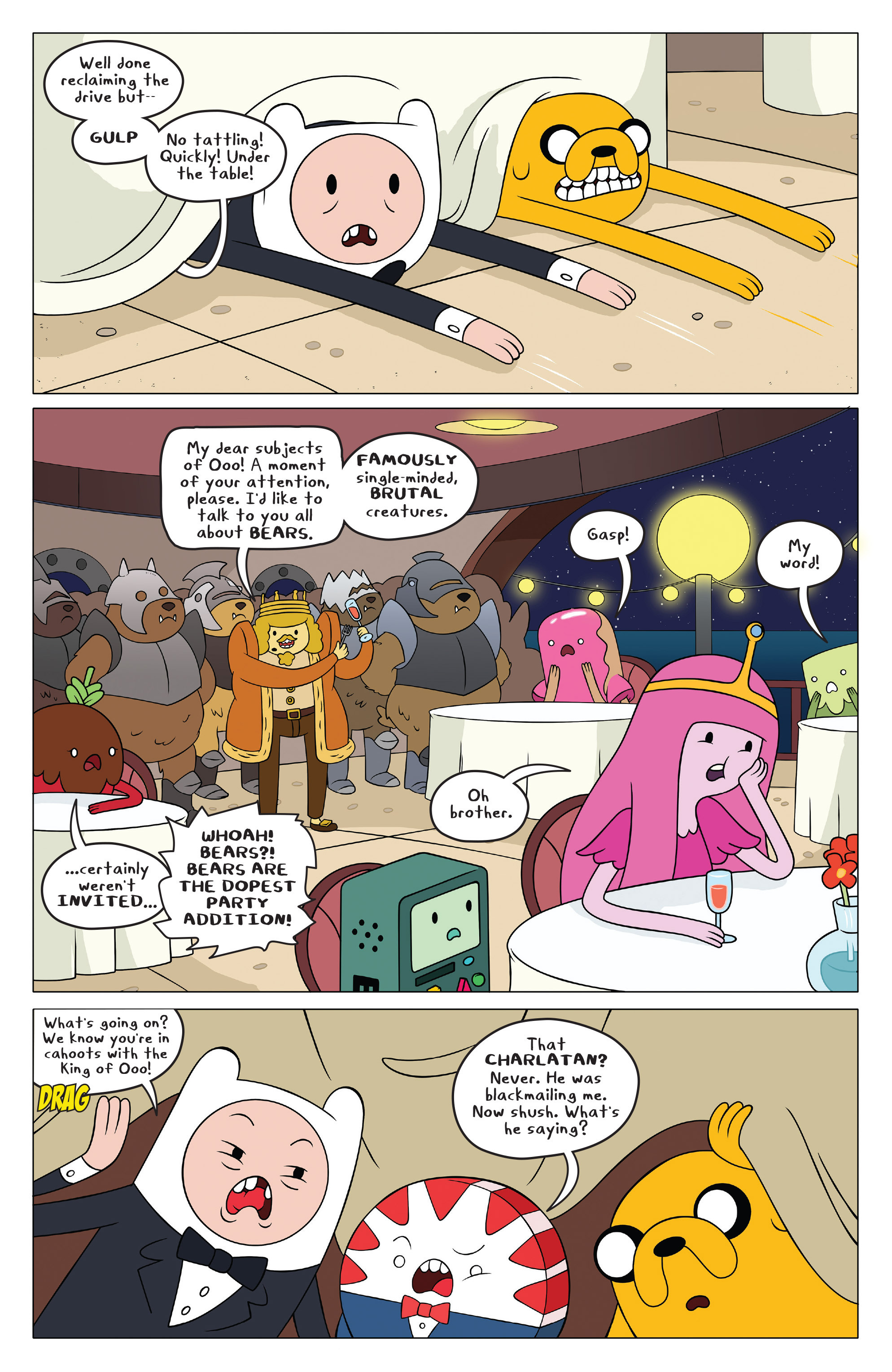Adventure Time 44 Page 4