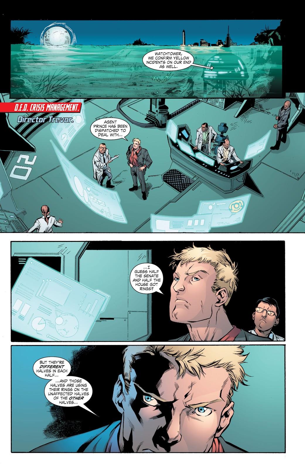 Read online Smallville Season 11 [II] comic -  Issue # TPB 7 - 102