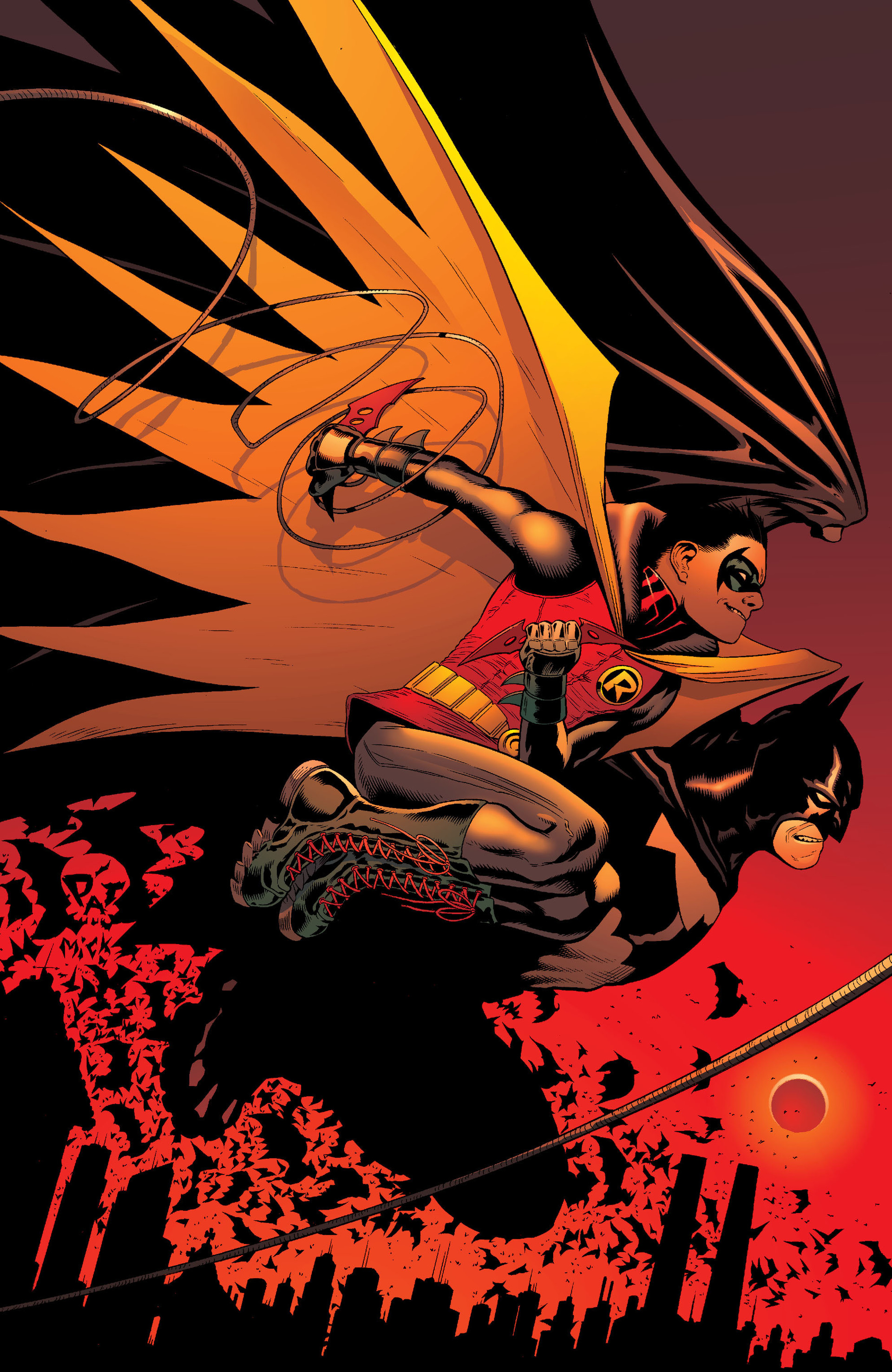 Read online Batman and Robin (2011) comic -  Issue #18 - 9