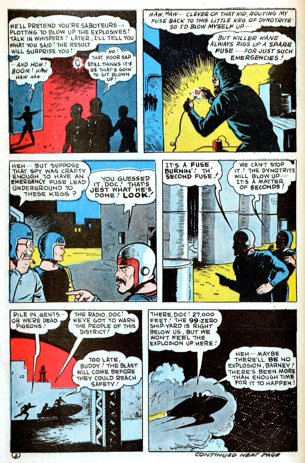 Read online Famous Funnies comic -  Issue #123 - 6