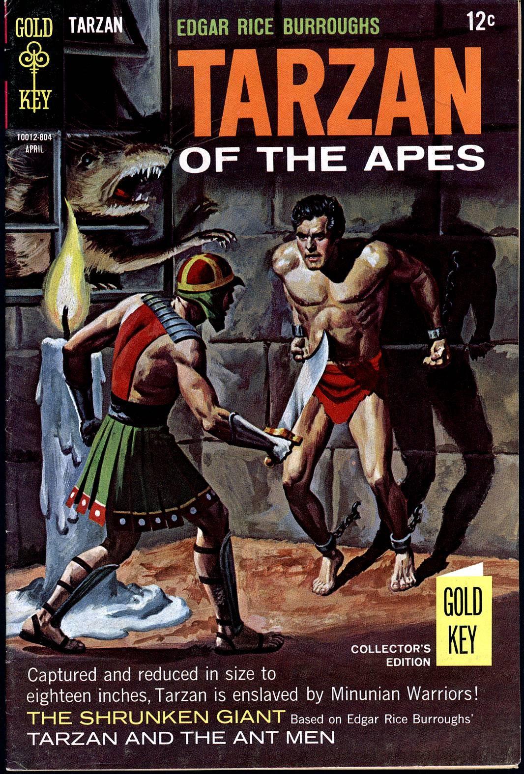 Tarzan (1962) issue 175 - Page 1