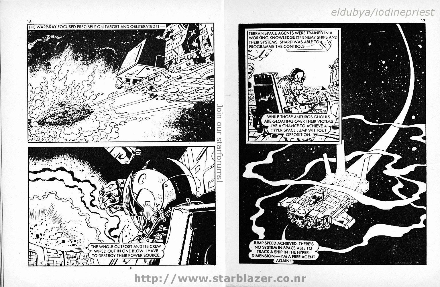 Starblazer issue 114 - Page 10