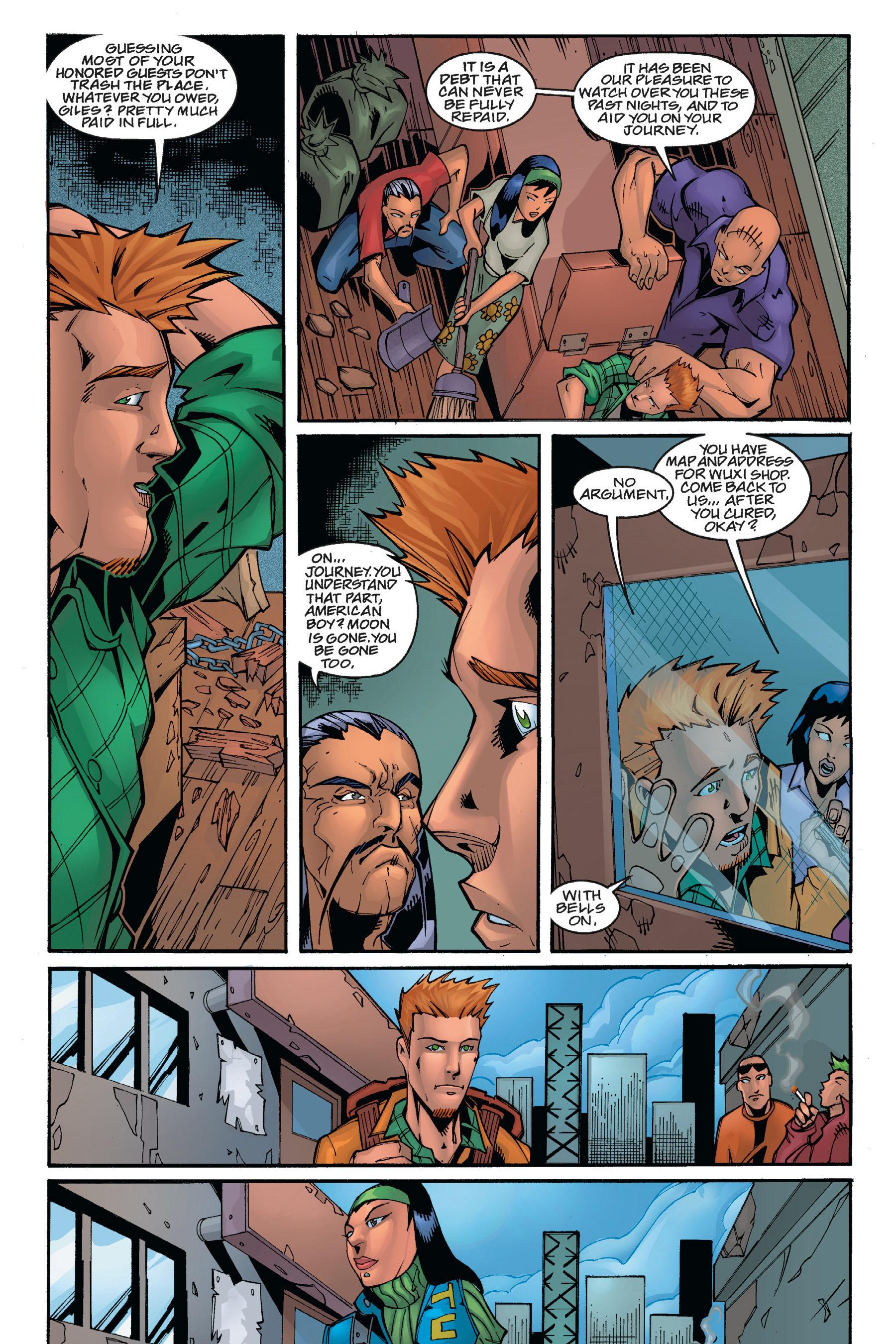Read online Buffy the Vampire Slayer: Omnibus comic -  Issue # TPB 5 - 308