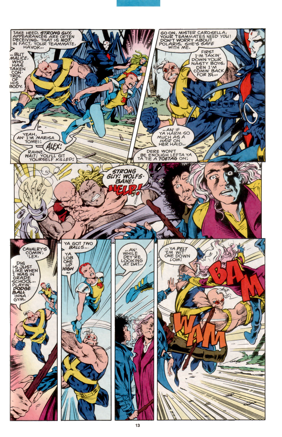 Read online X-Factor (1986) comic -  Issue #105 - 10