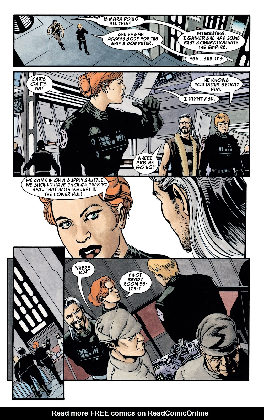Read online Star Wars Legends: The New Republic - Epic Collection comic -  Issue # TPB 4 (Part 3) - 55