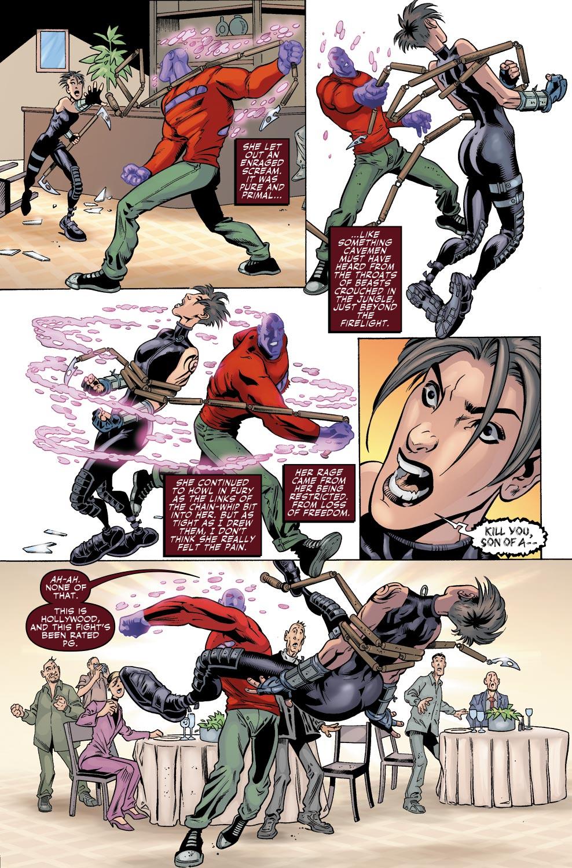Read online Wonder Man (2007) comic -  Issue #1 - 18