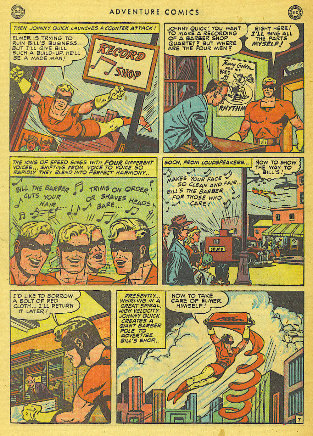 Read online Adventure Comics (1938) comic -  Issue #138 - 48