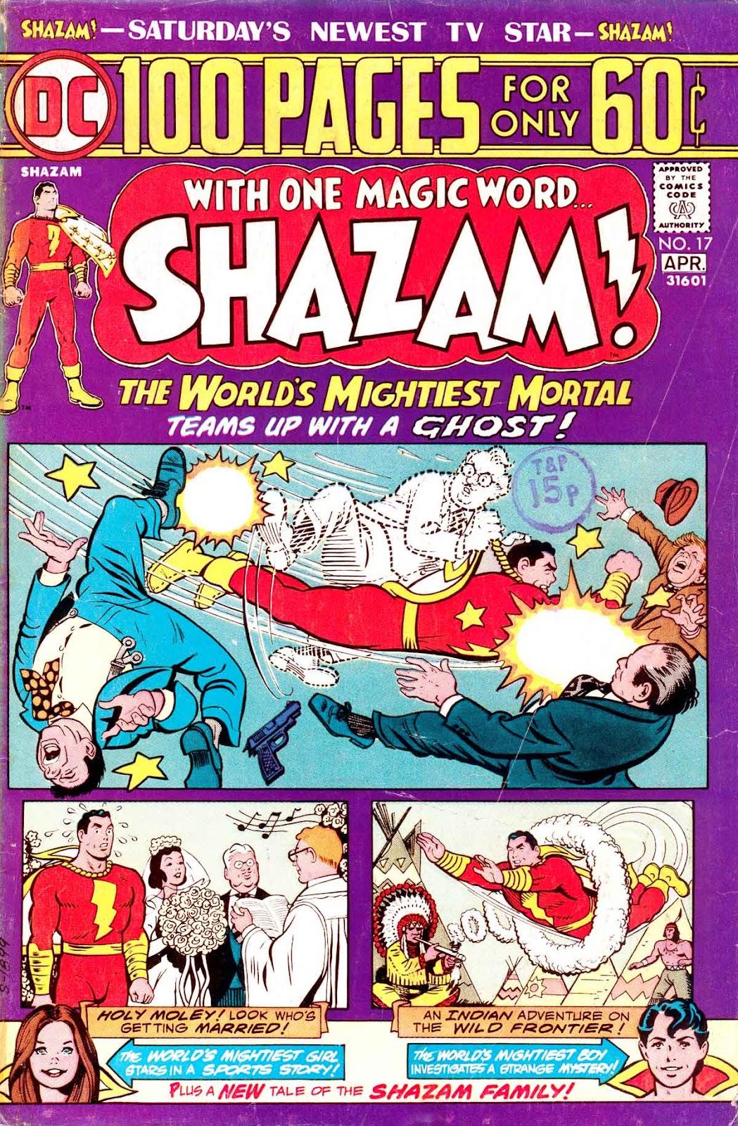 Shazam! (1973) issue 17 - Page 1