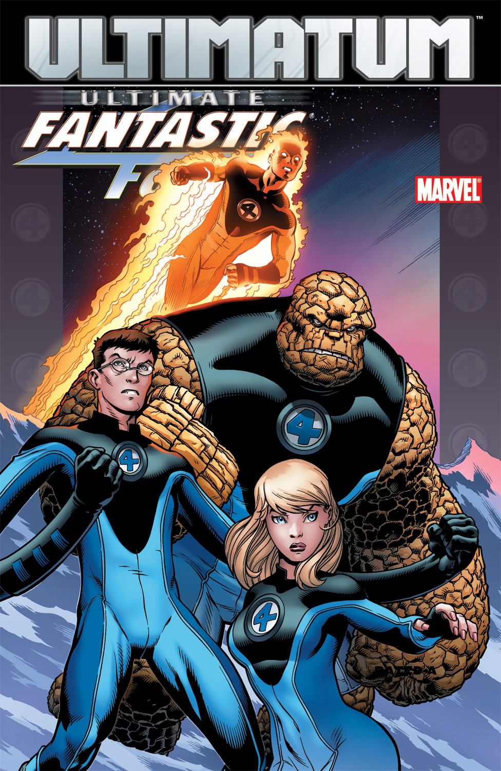 Read online Ultimate Fantastic Four (2004) comic -  Issue #60 - 1