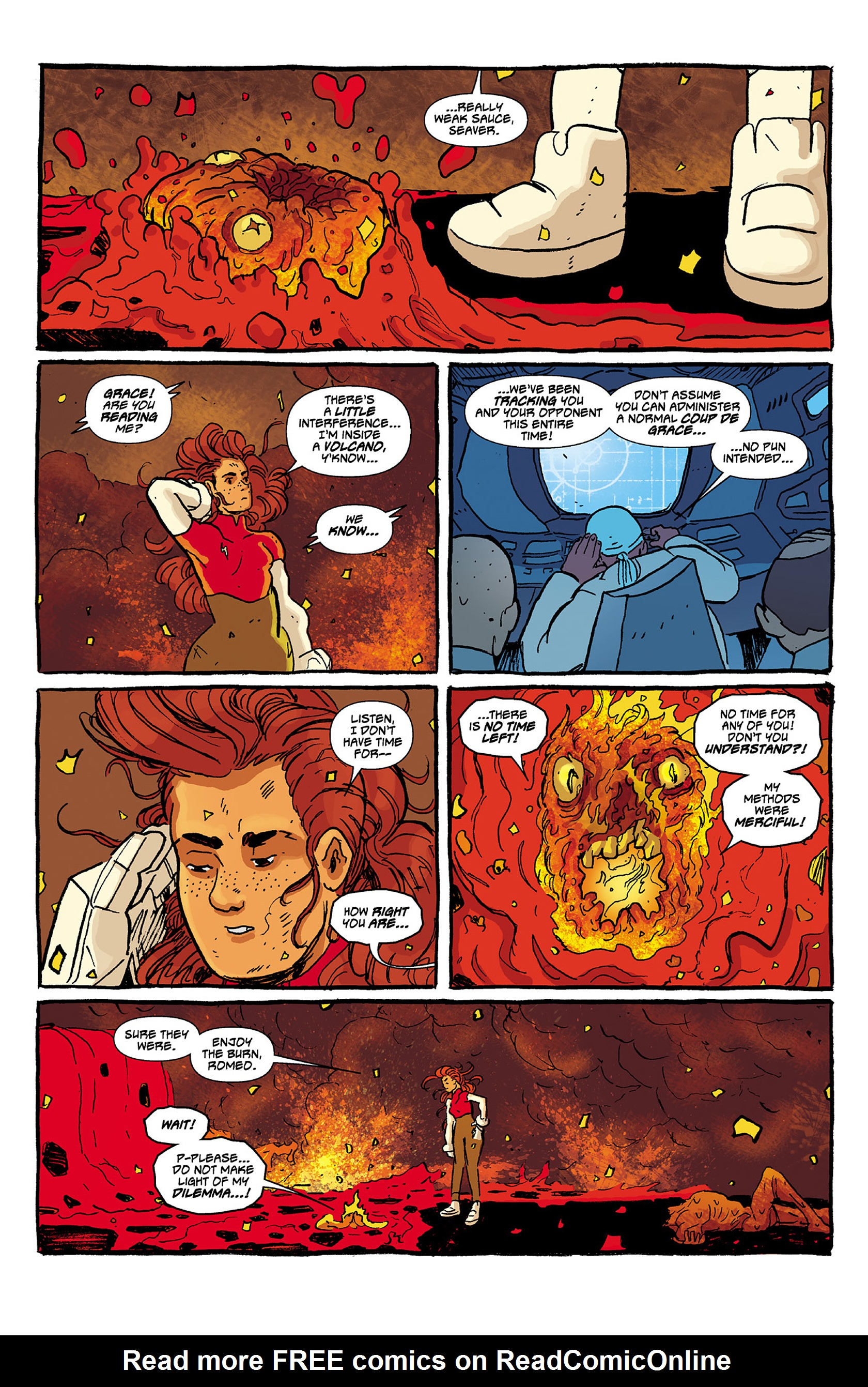 Read online Catalyst Comix comic -  Issue #6 - 14