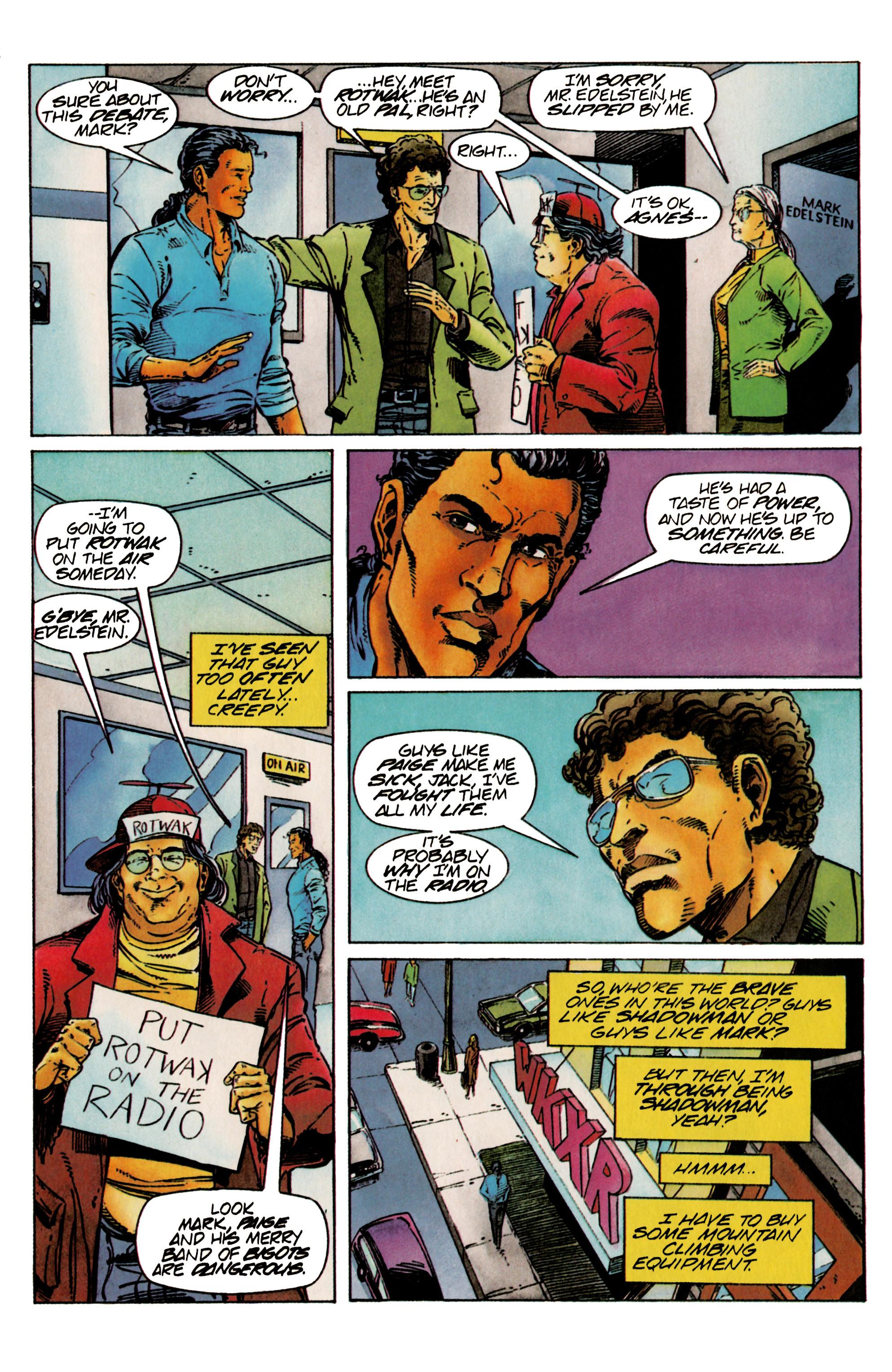Read online Shadowman (1992) comic -  Issue #24 - 10
