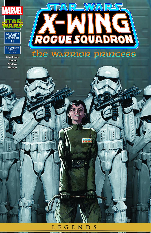 Star Wars: X-Wing Rogue Squadron #15 - Read Star Wars: X