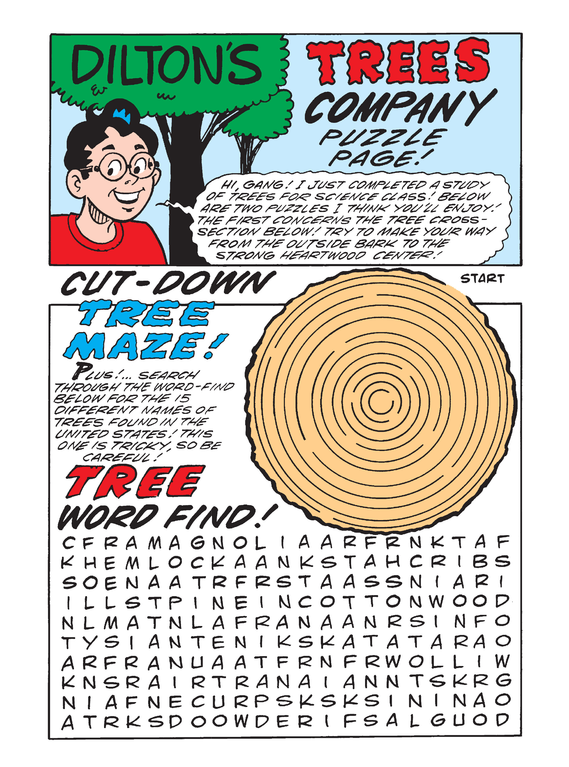Read online Archie's Funhouse Double Digest comic -  Issue #8 - 147
