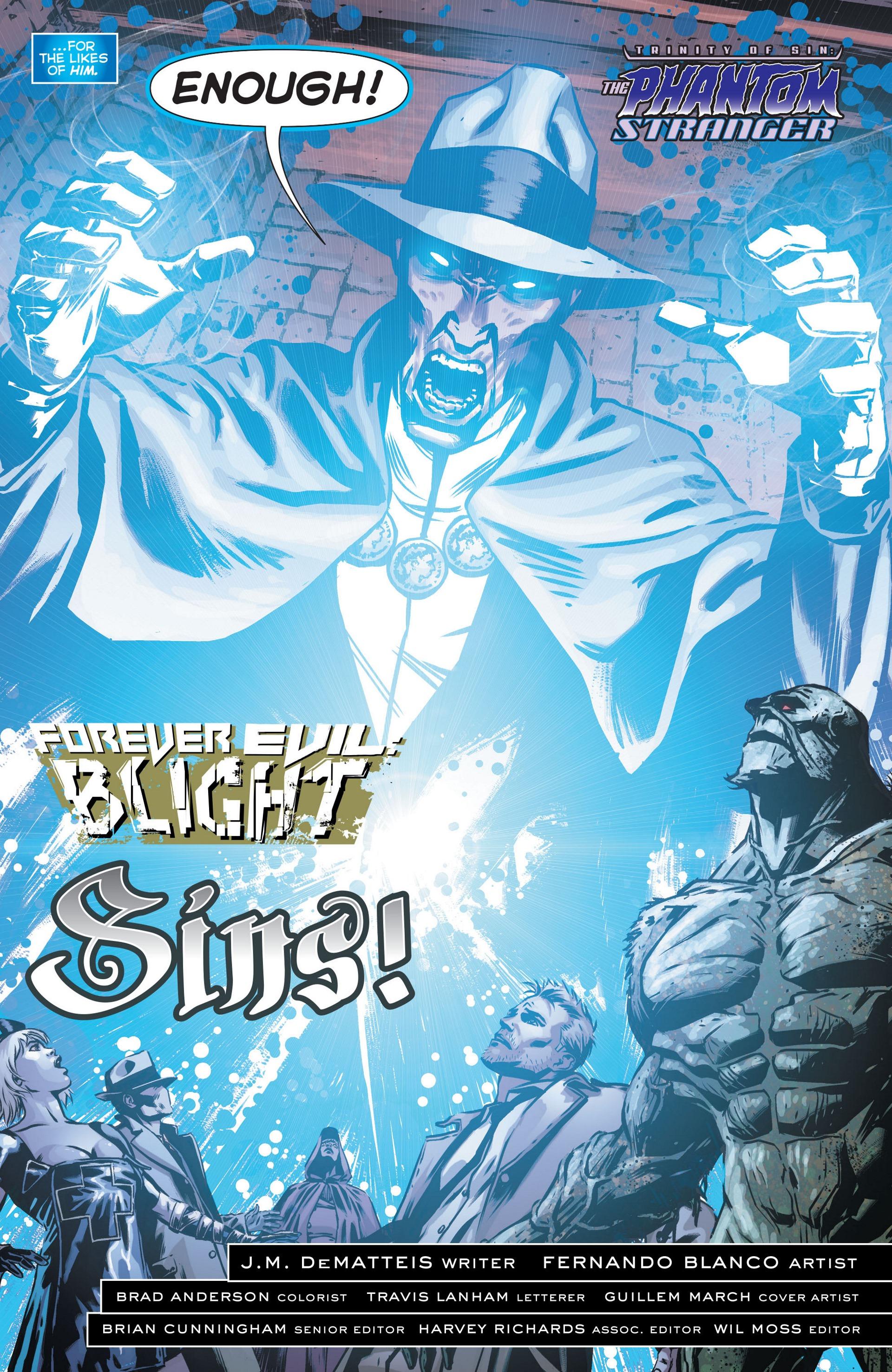 Read online Trinity of Sin: The Phantom Stranger comic -  Issue #14 - 6