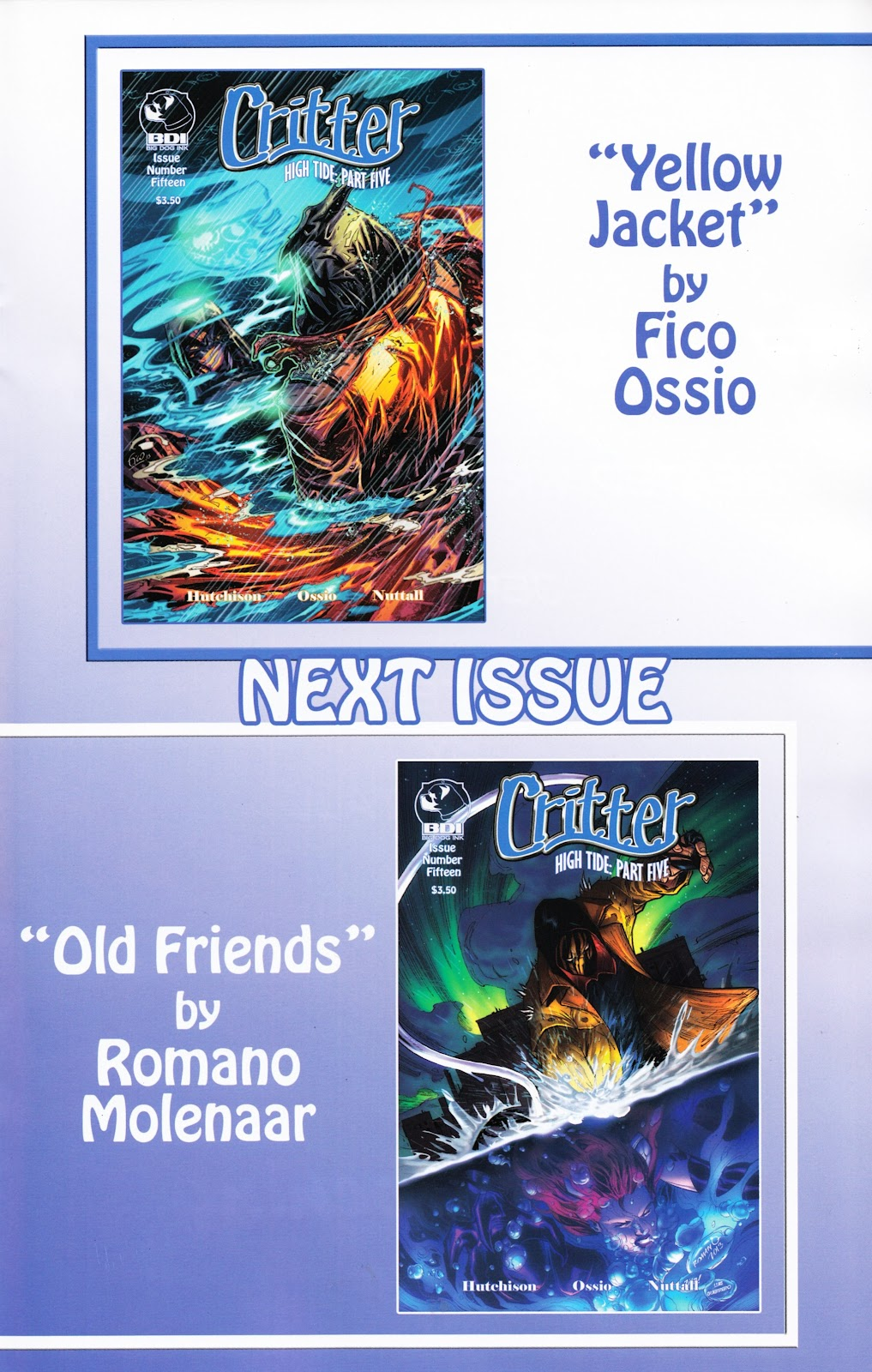 Read online Critter (2012) comic -  Issue #14 - 24
