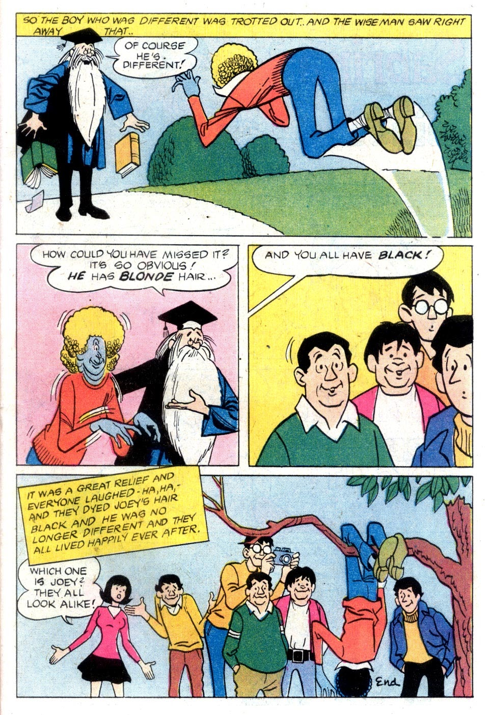 Read online Madhouse Comics comic -  Issue #110 - 7