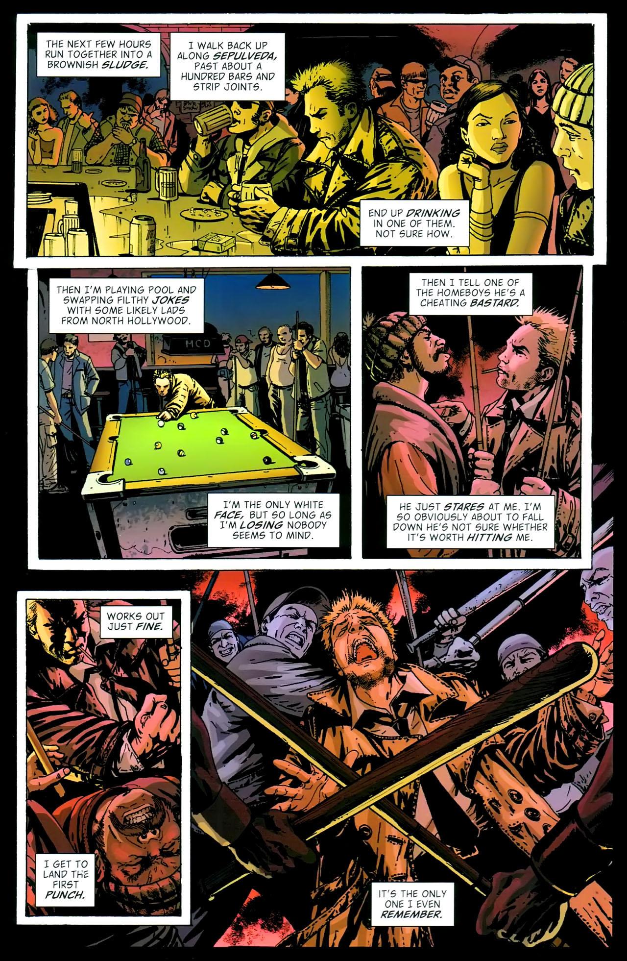 Read online John Constantine Hellblazer: All His Engines comic -  Issue # Full - 88