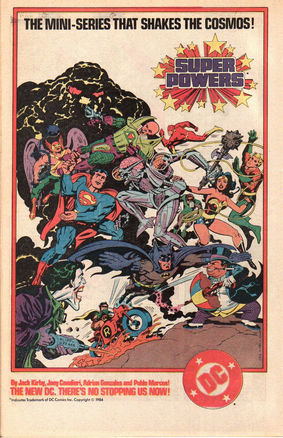 Read online All-Star Squadron comic -  Issue #35 - 30