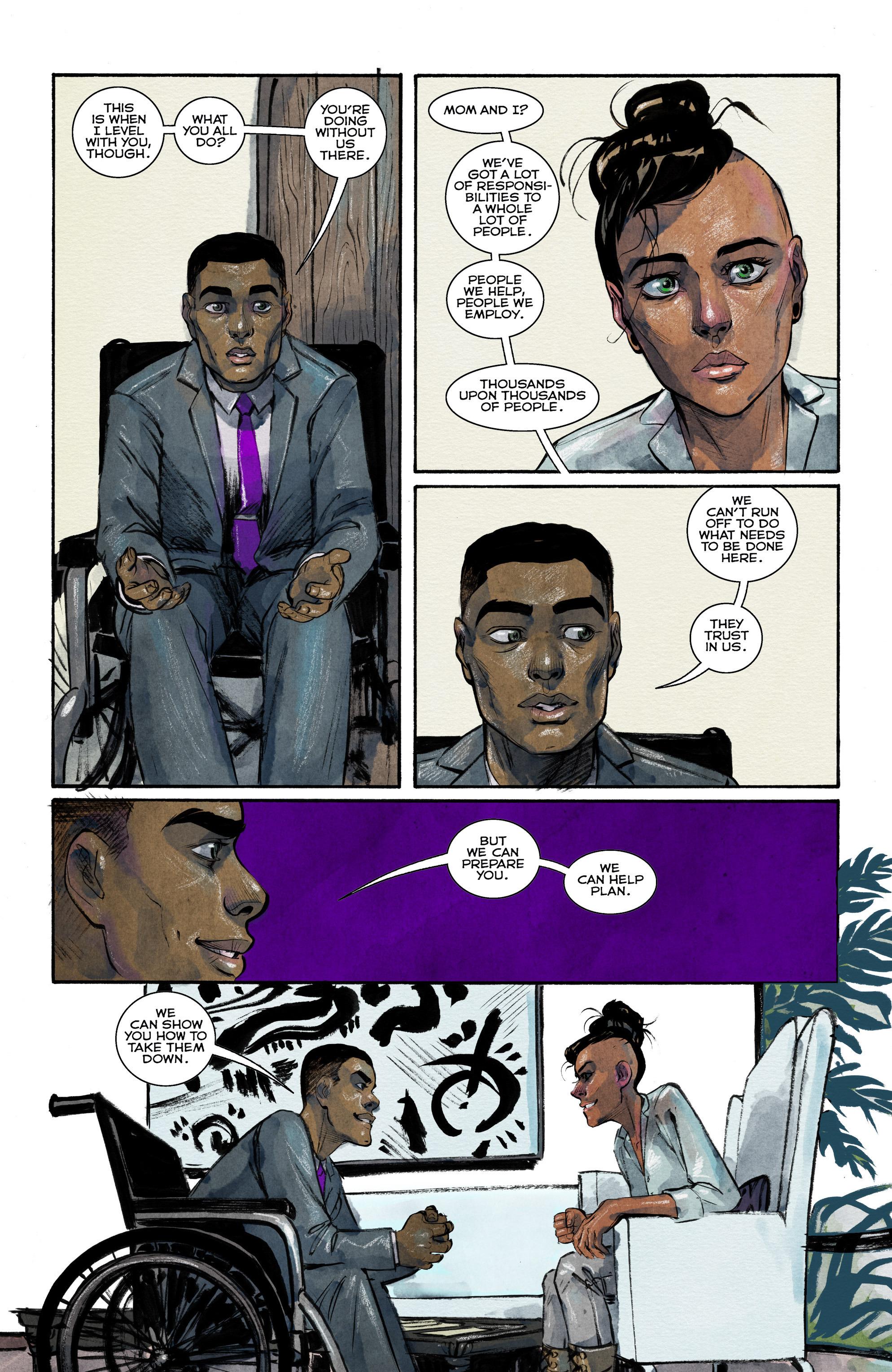 Read online Shutter comic -  Issue #21 - 17