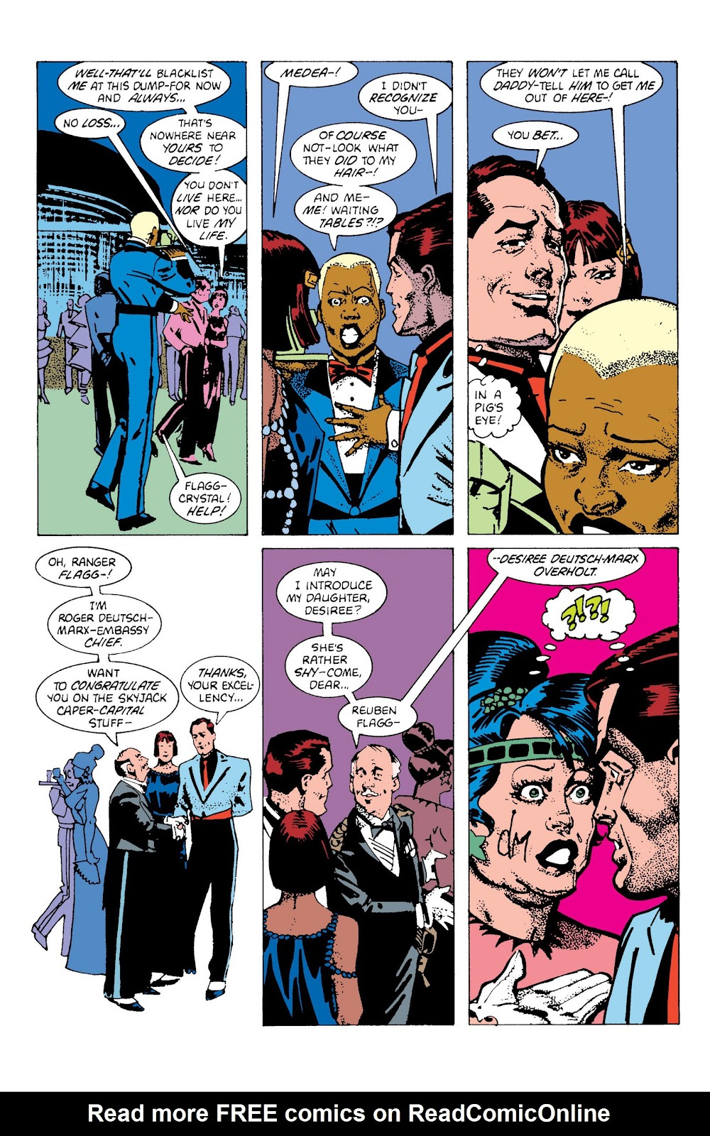 American Flagg! issue Definitive Collection (Part 2) - Page 70
