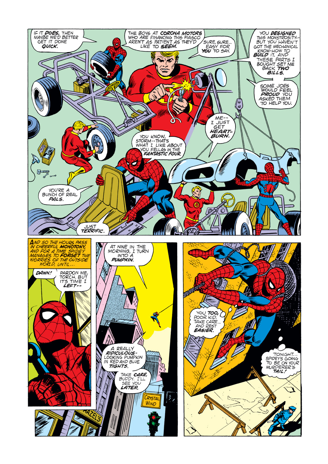 The Amazing Spider-Man (1963) 127 Page 9