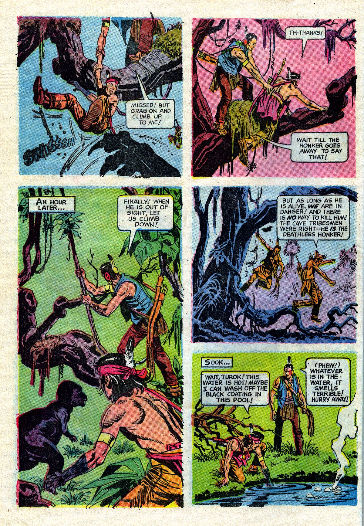 Read online Turok, Son of Stone comic -  Issue #72 - 28