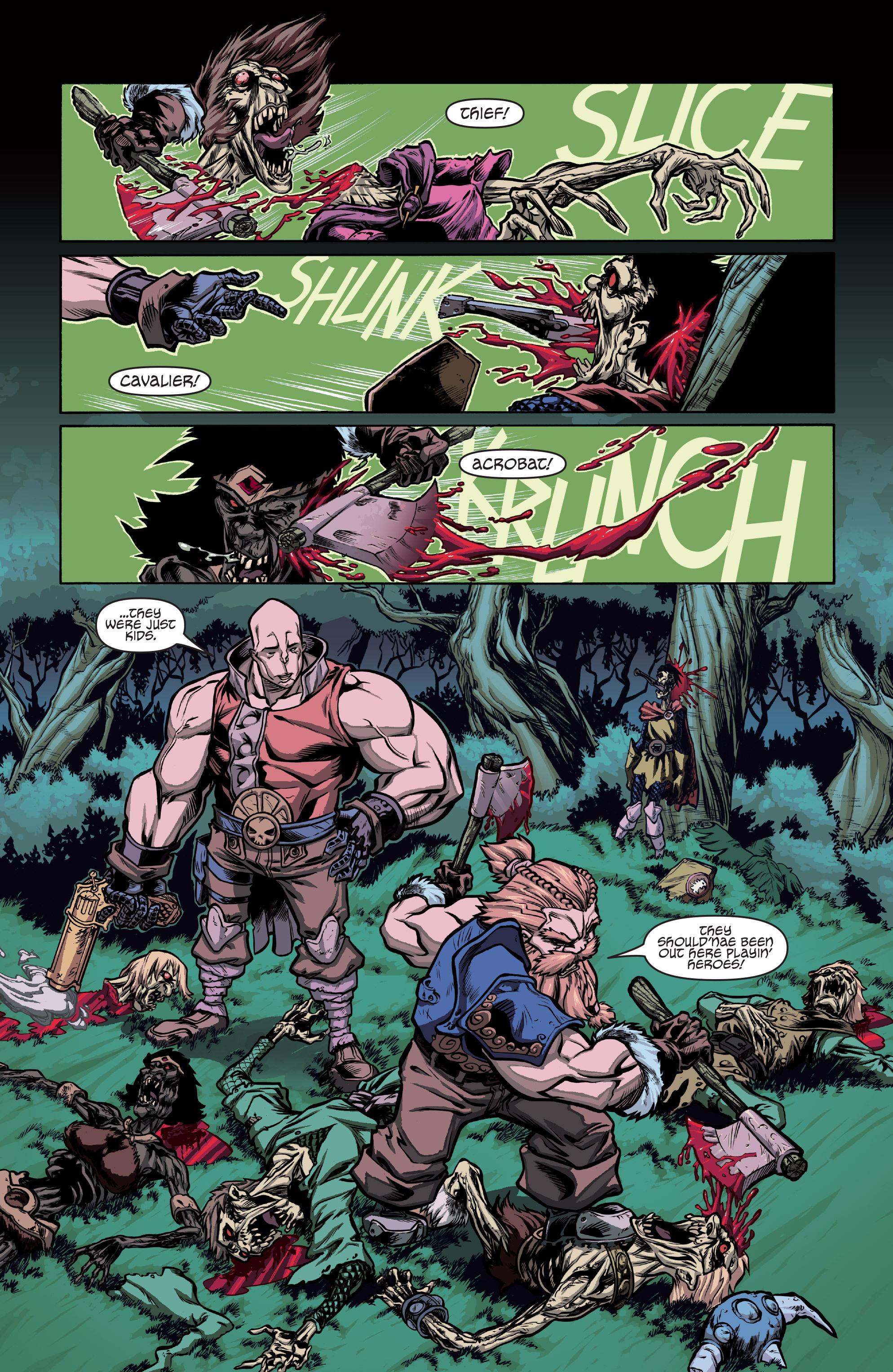 Read online Skullkickers comic -  Issue #18 - 24