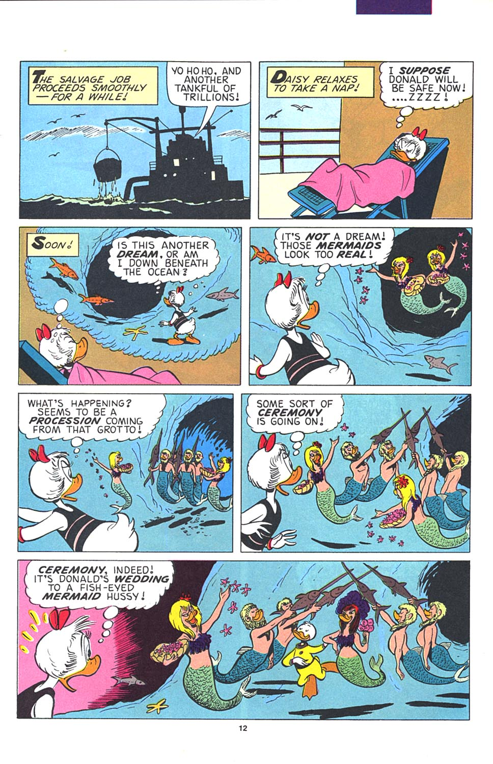 Read online Uncle Scrooge (1953) comic -  Issue #274 - 13