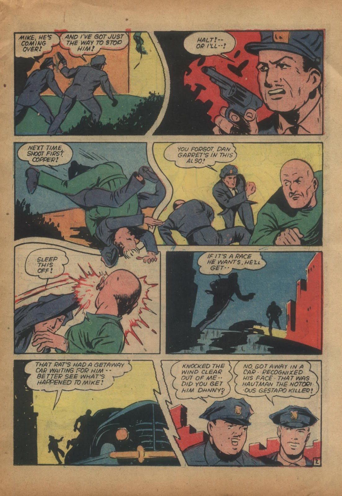 The Blue Beetle issue 15 - Page 21