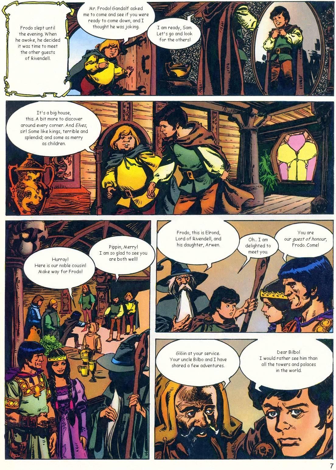 El Señor de los Anillos issue 2 - Page 4