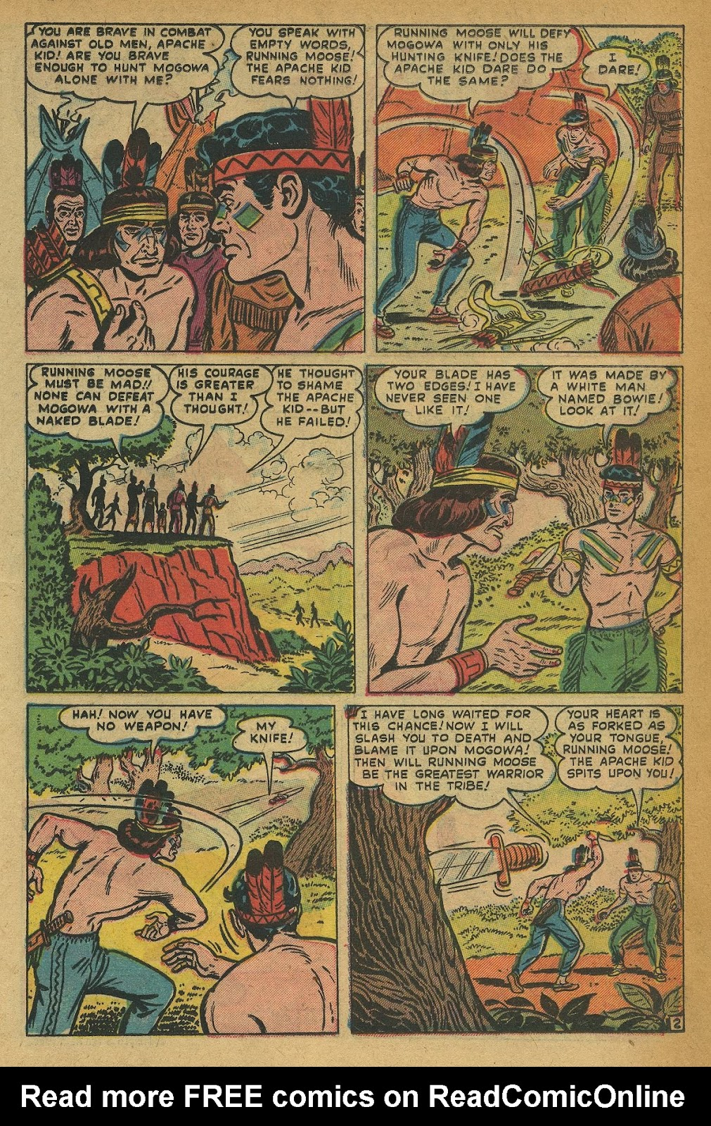 Apache Kid issue 3 - Page 13