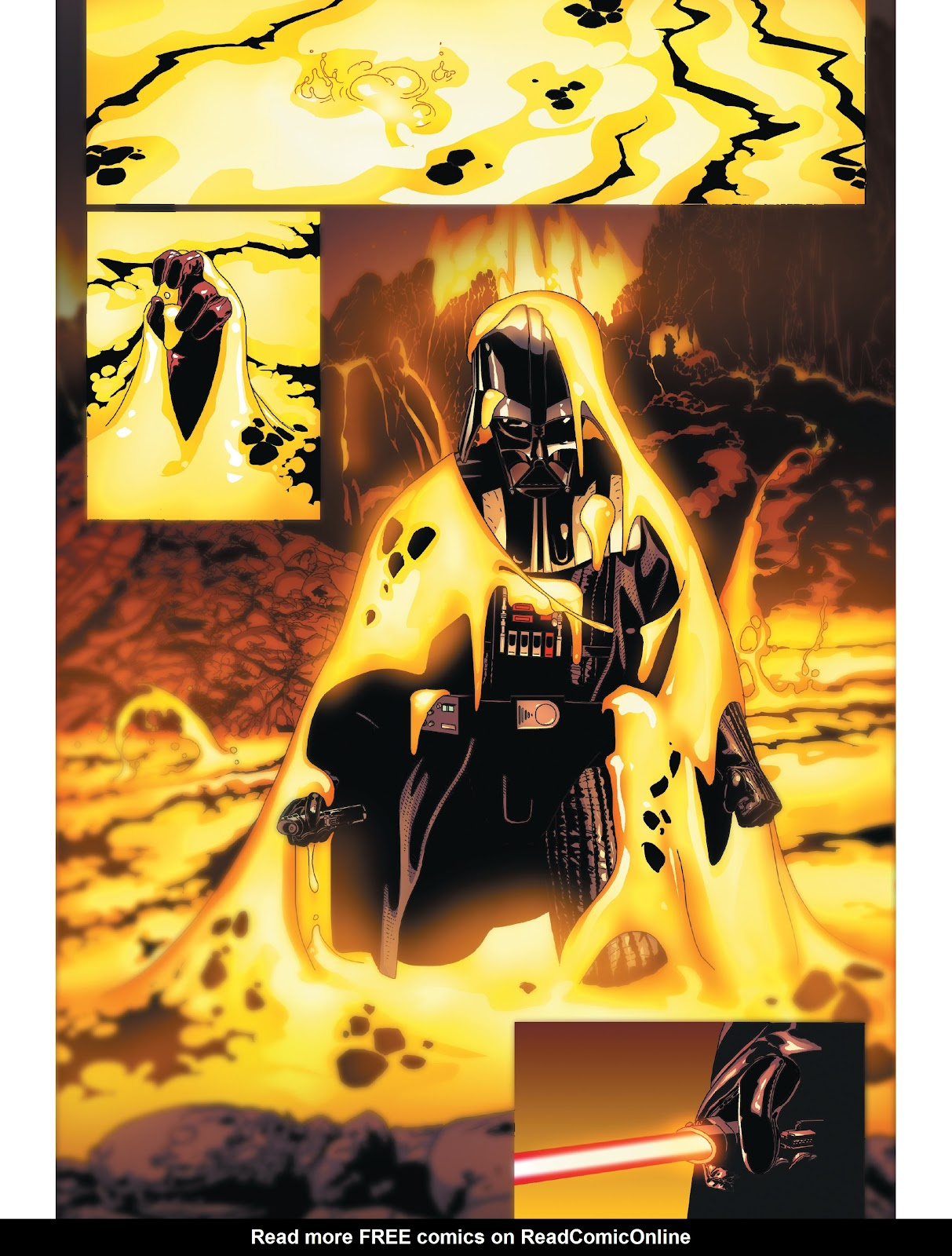 Read online The Marvel Art of Star Wars comic -  Issue # TPB (Part 1) - 82