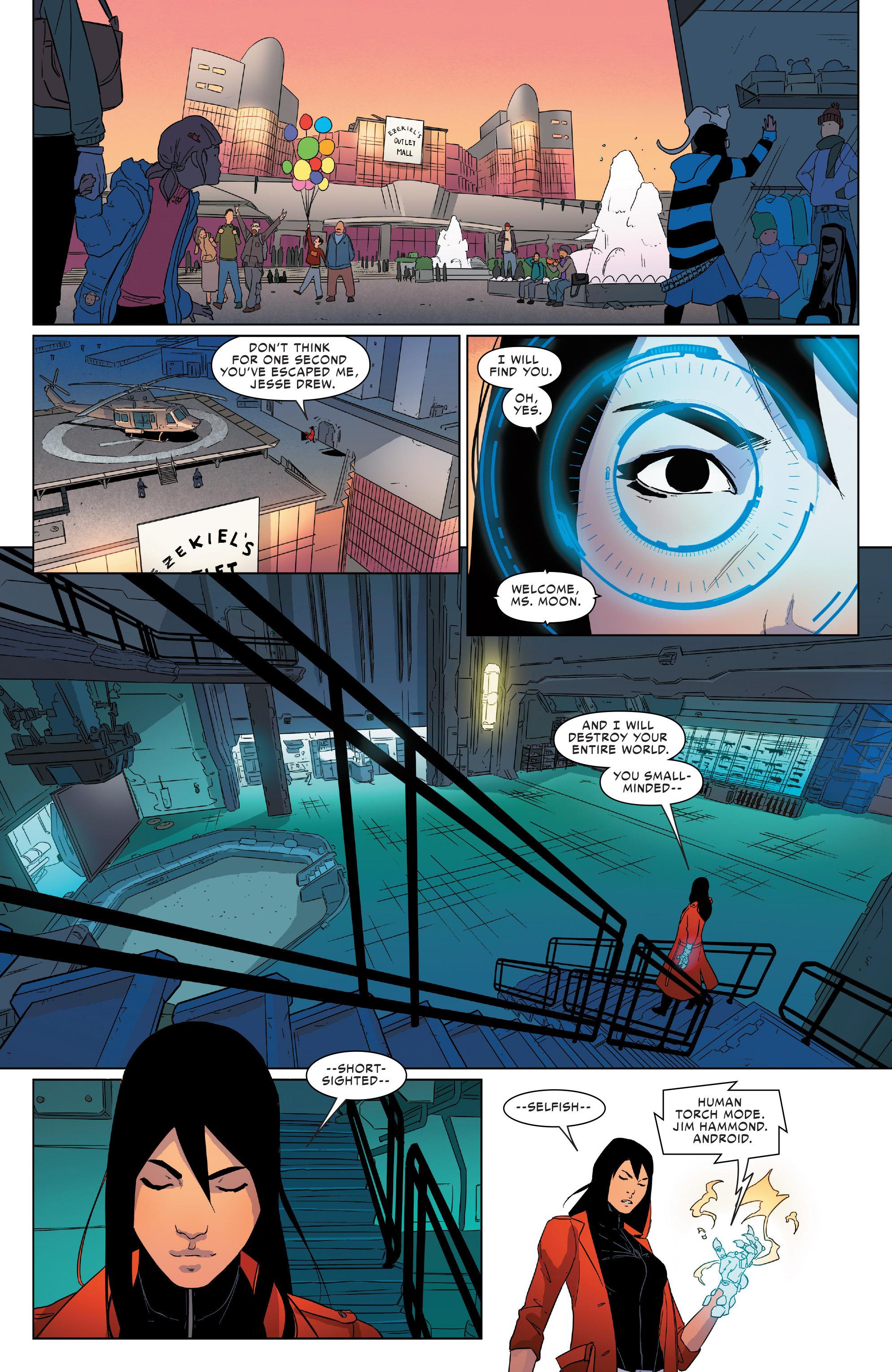 Read online Spider-Women Omega comic -  Issue # Full - 8