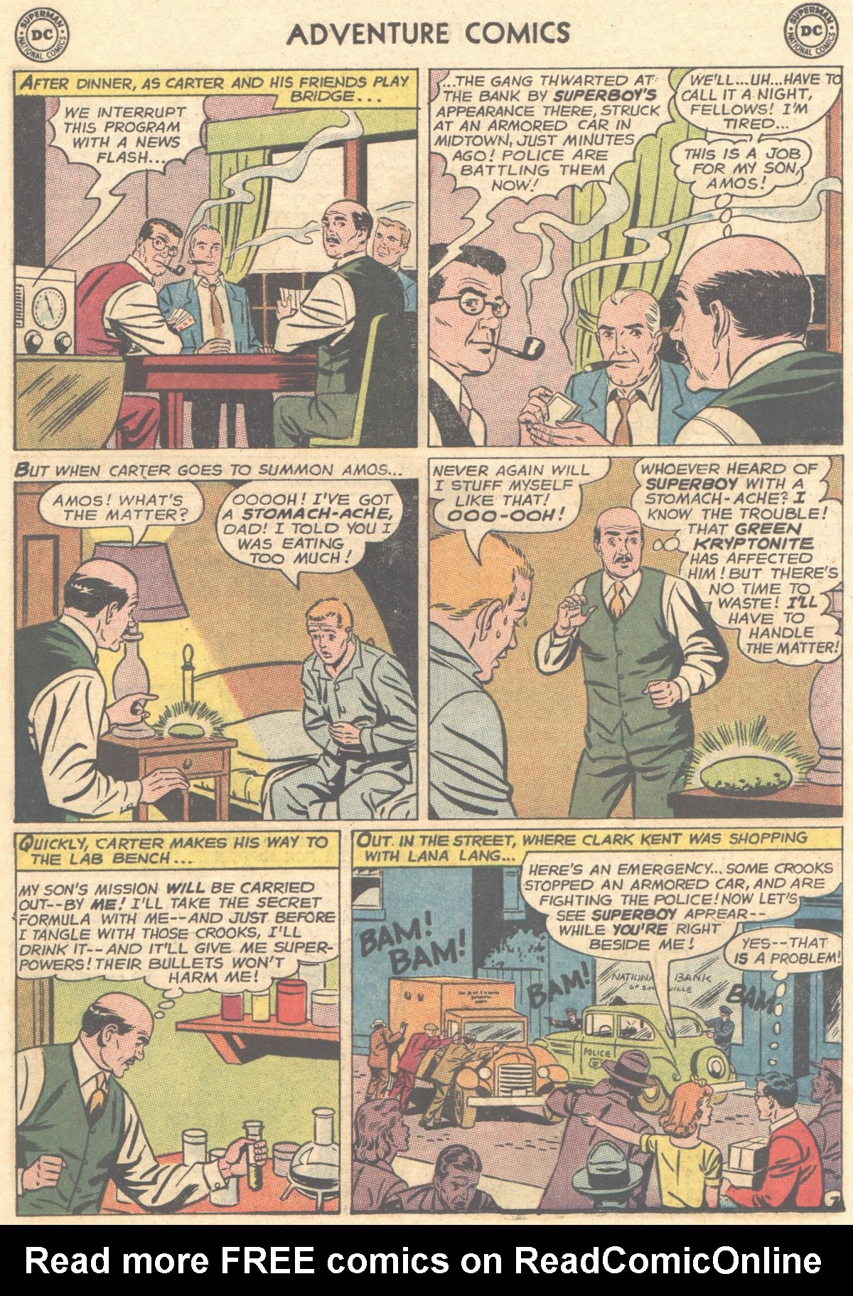 Read online Adventure Comics (1938) comic -  Issue #314 - 30