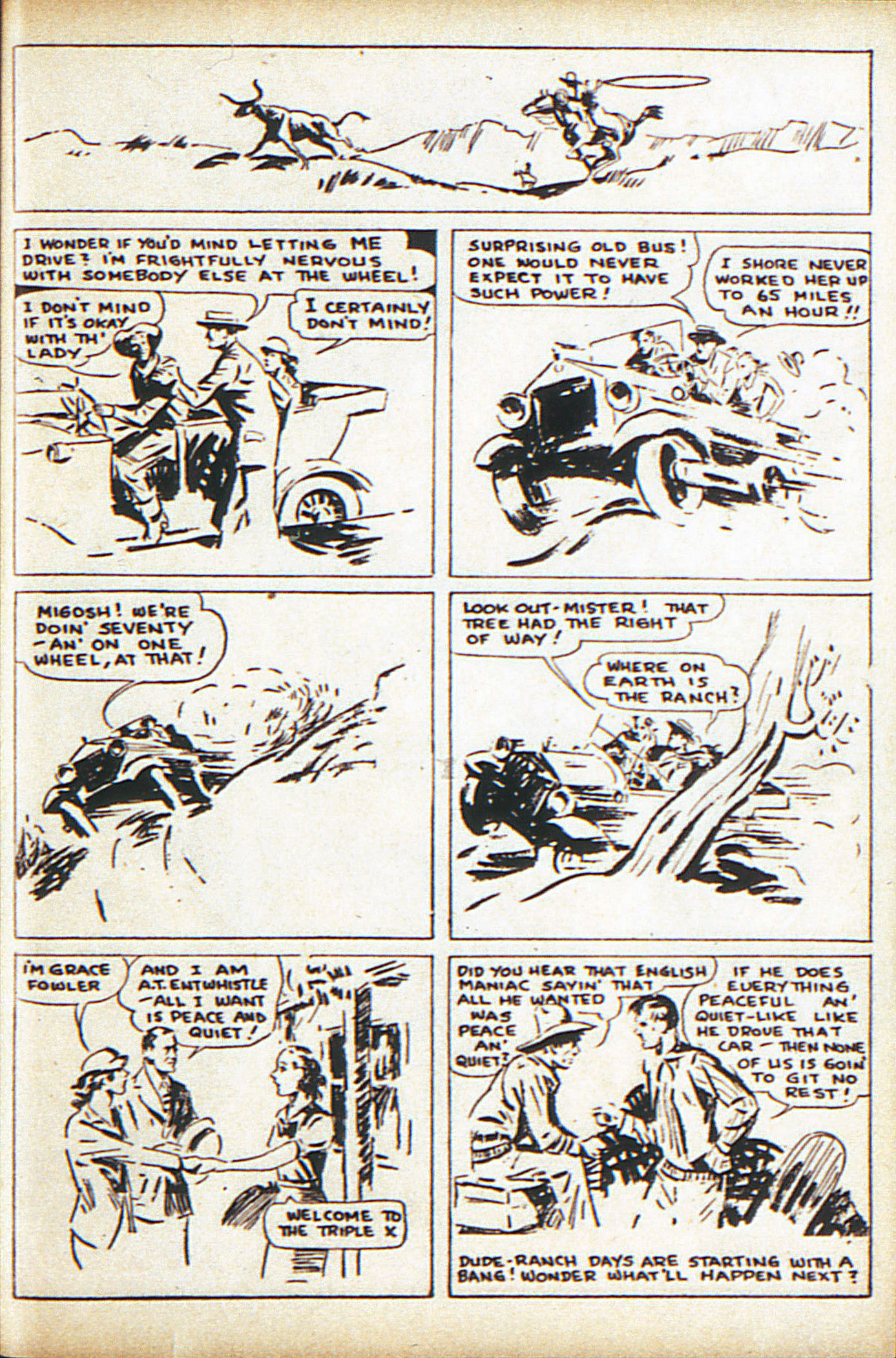 Read online Adventure Comics (1938) comic -  Issue #10 - 46