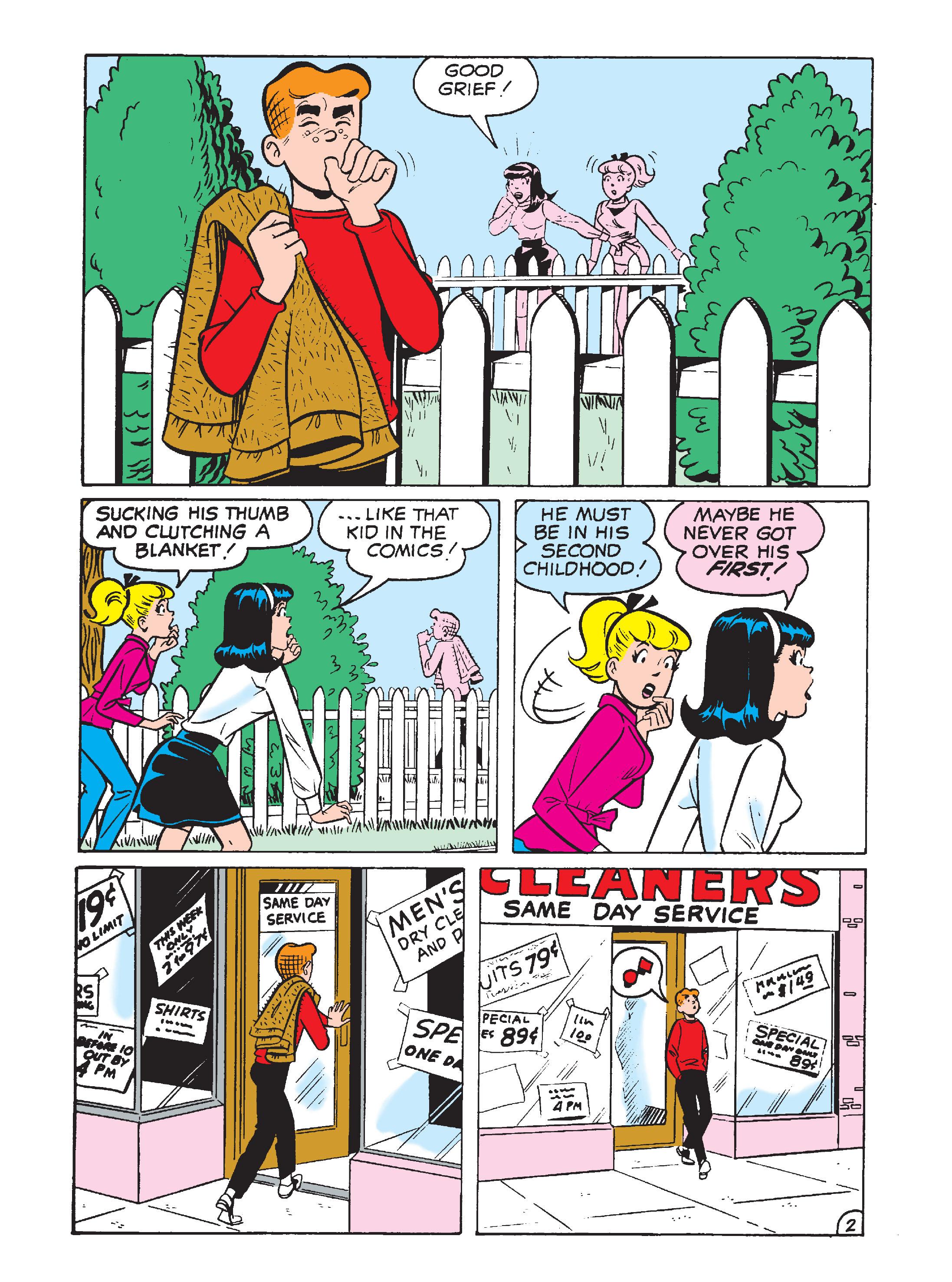 Read online Archie 1000 Page Comics Bonanza comic -  Issue #1 (Part 1) - 80