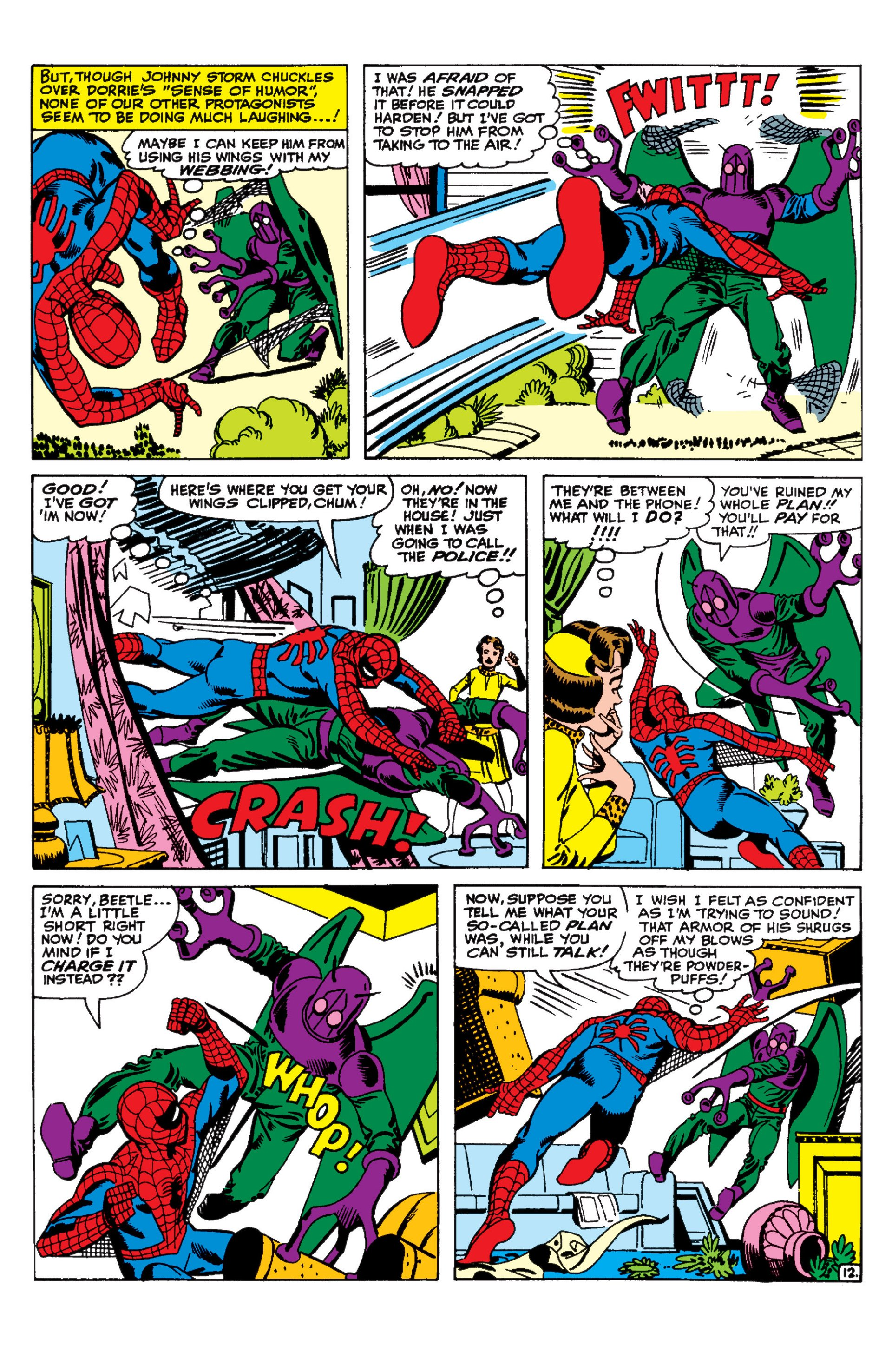 The Amazing Spider-Man (1963) 21 Page 12