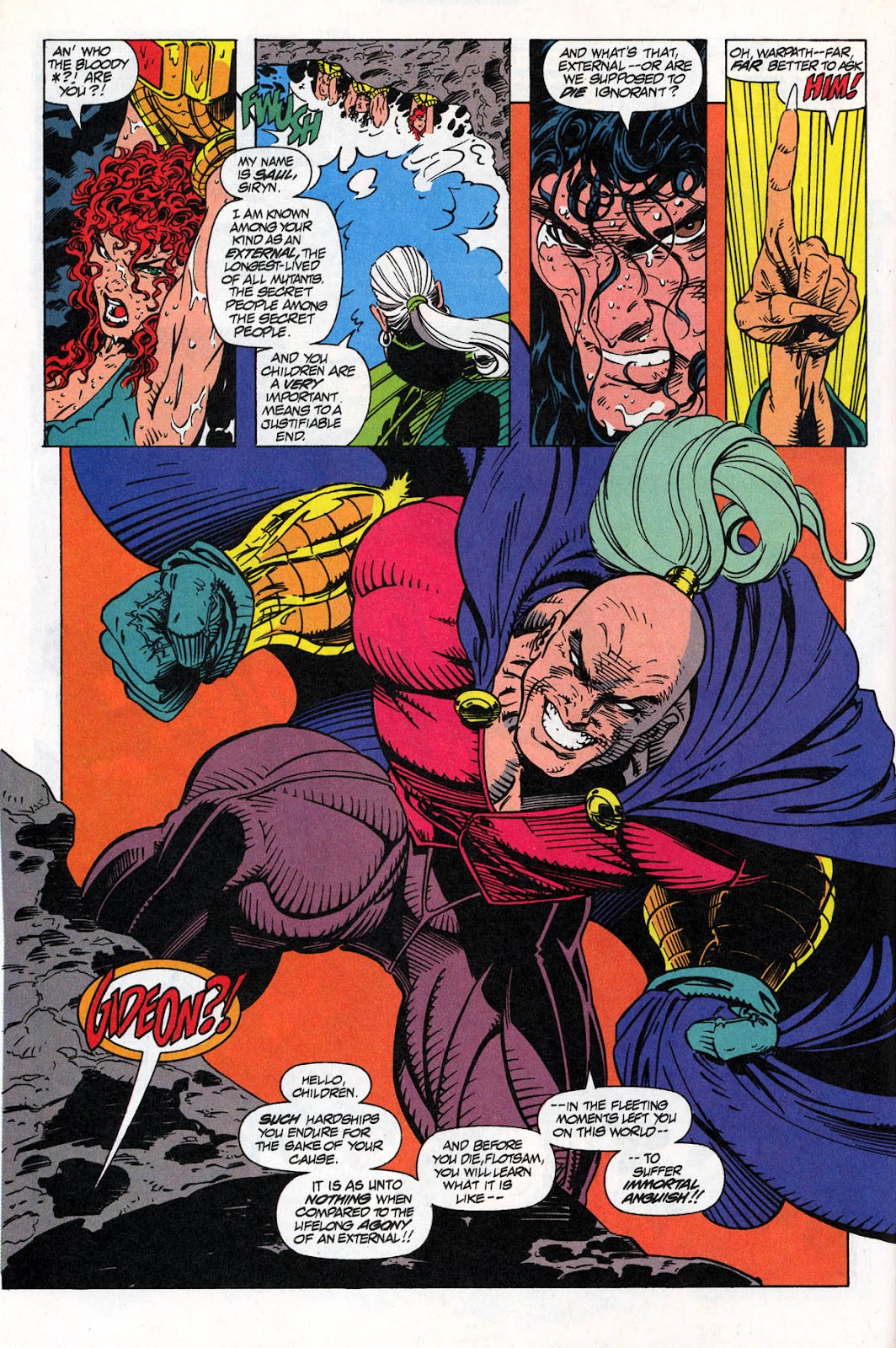 X-Force (1991) Issue #22 #27 - English 11