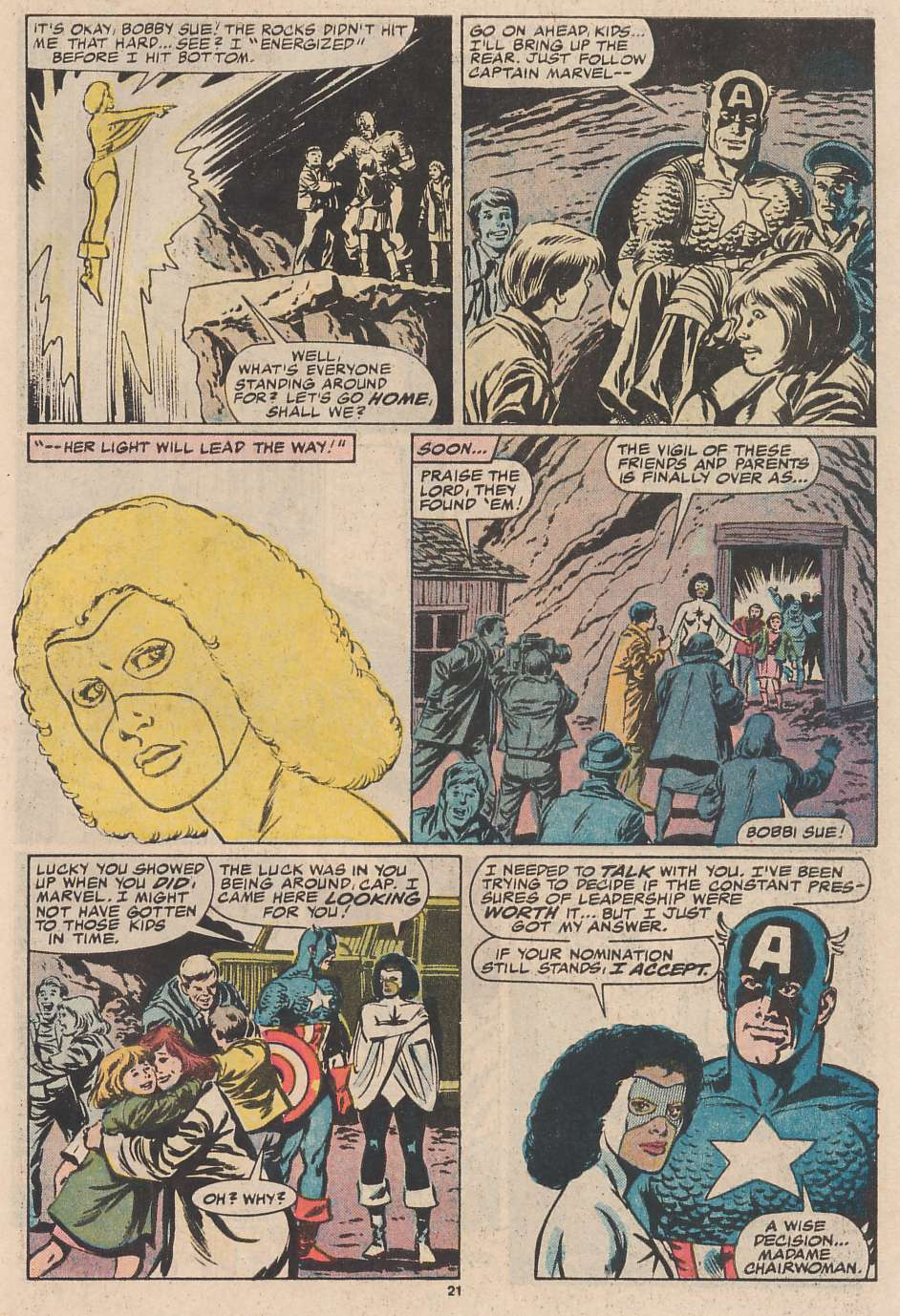 The Avengers (1963) 279 Page 21
