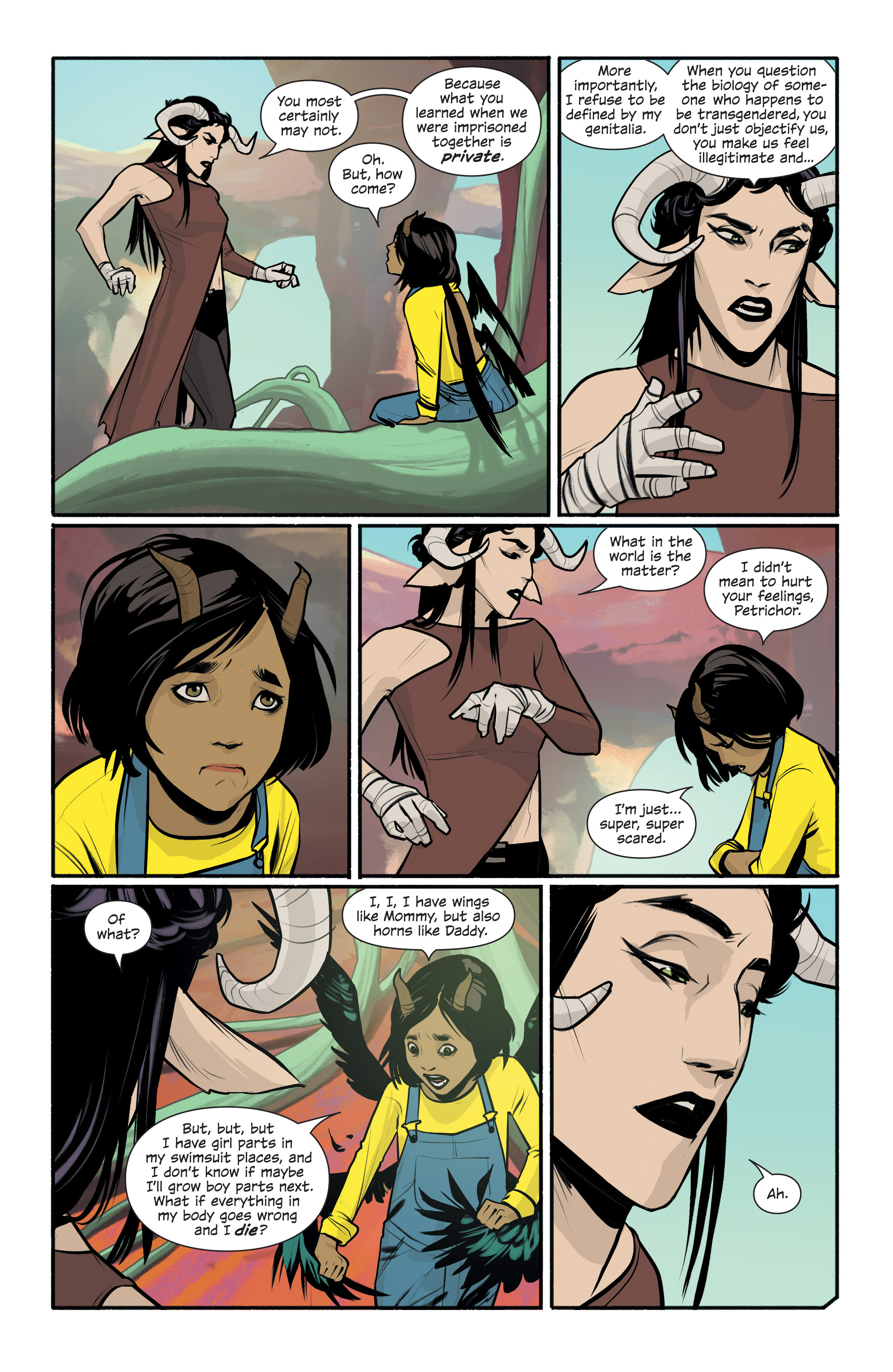 Read online Saga comic -  Issue #43 - 16