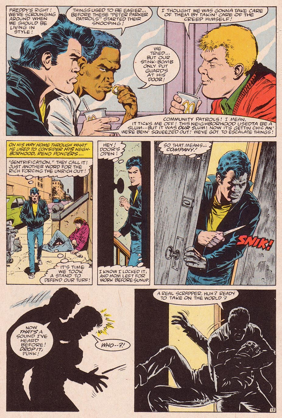 Web of Spider-Man (1985) Issue #11 #21 - English 14