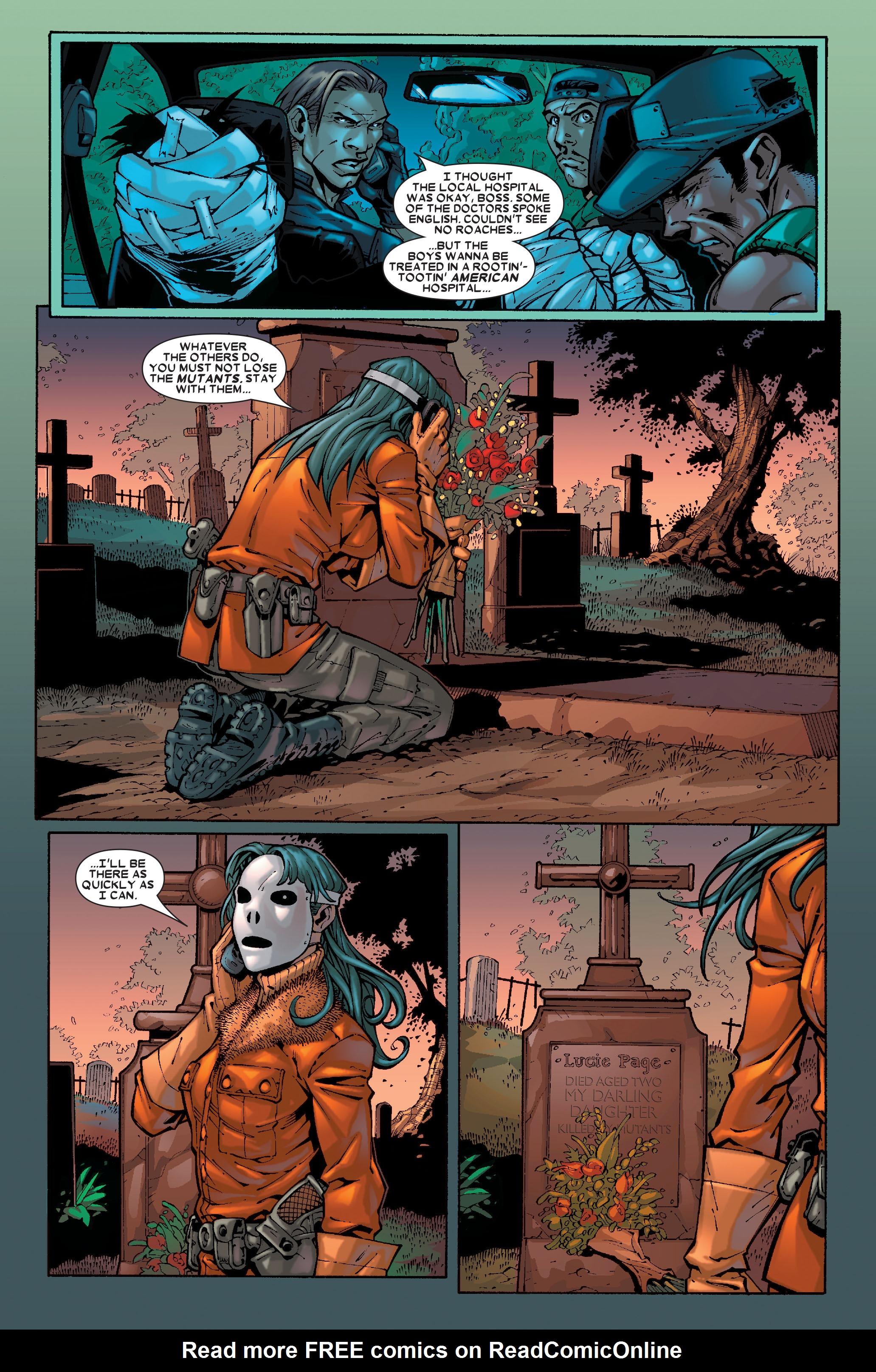X-Men (1991) 180 Page 20