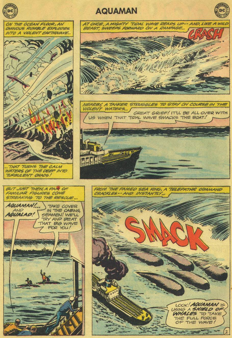 Read online Aquaman (1962) comic -  Issue #13 - 4