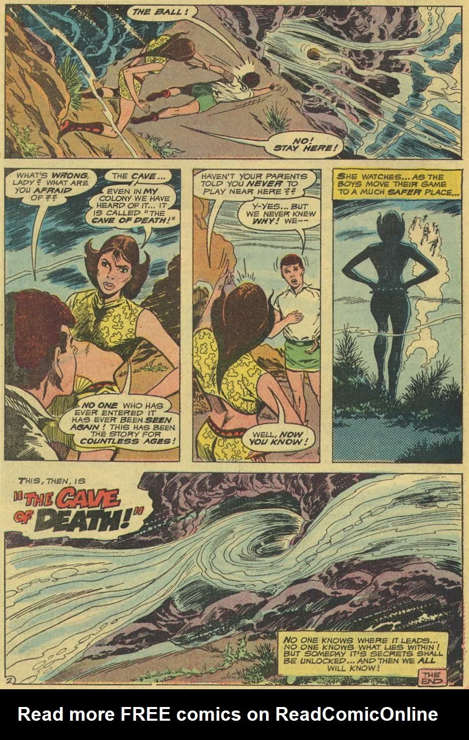 Read online Aquaman (1962) comic -  Issue #56 - 30
