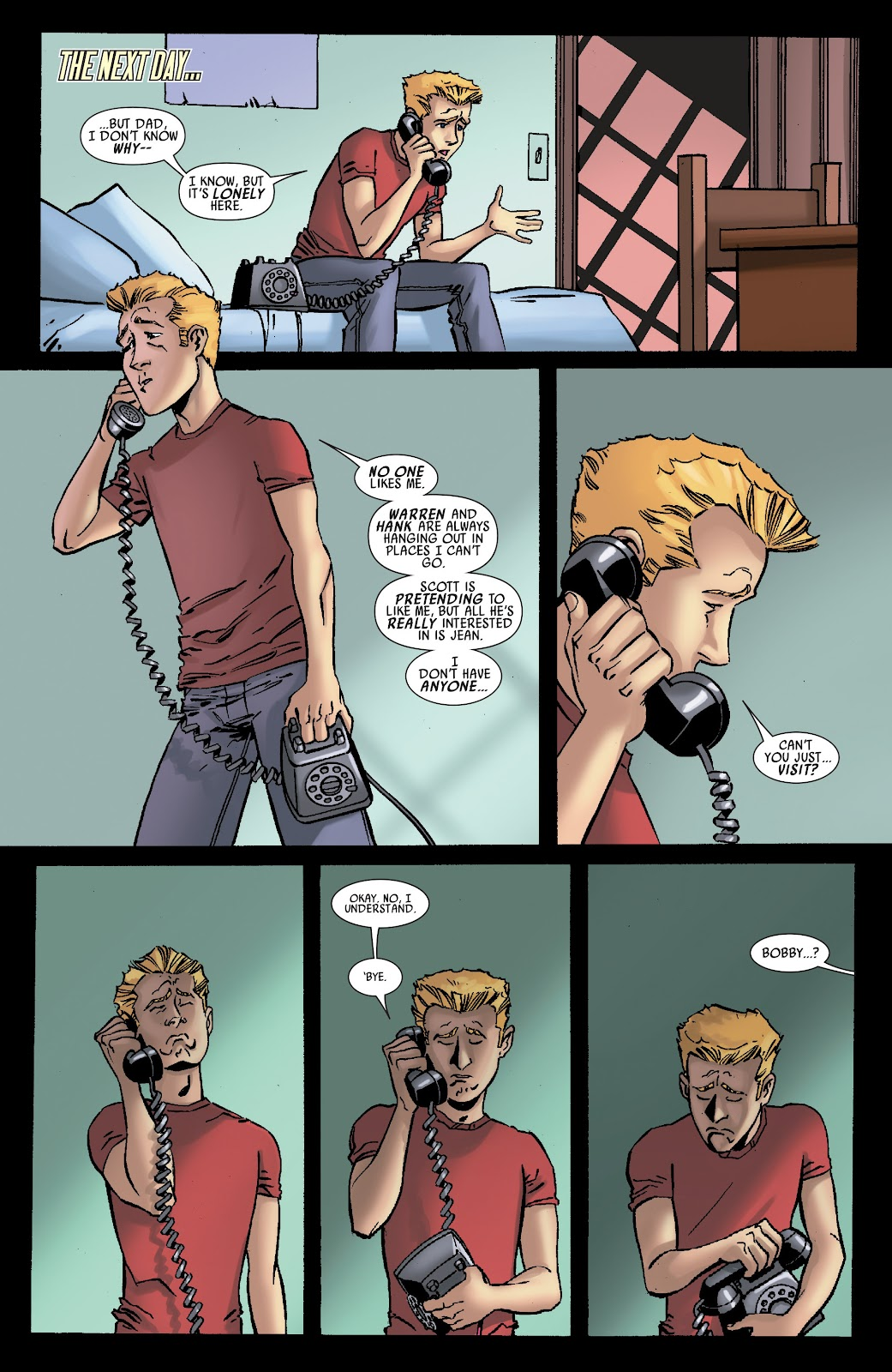 World War Hulks: Spider-Man vs. Thor Issue #2 #2 - English 32