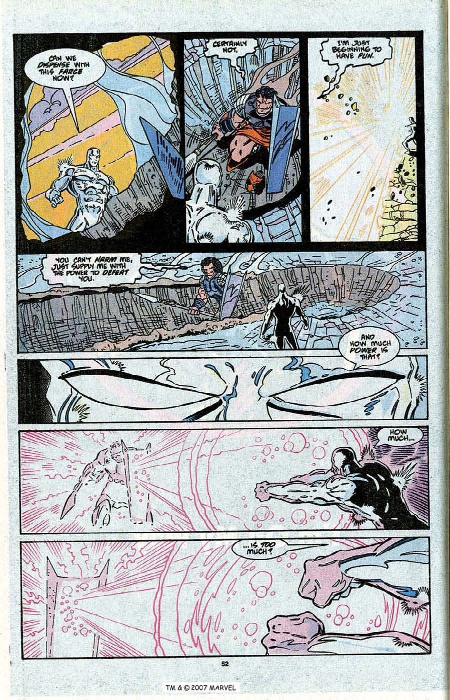 Read online Silver Surfer (1987) comic -  Issue # _Annual 3 - 54