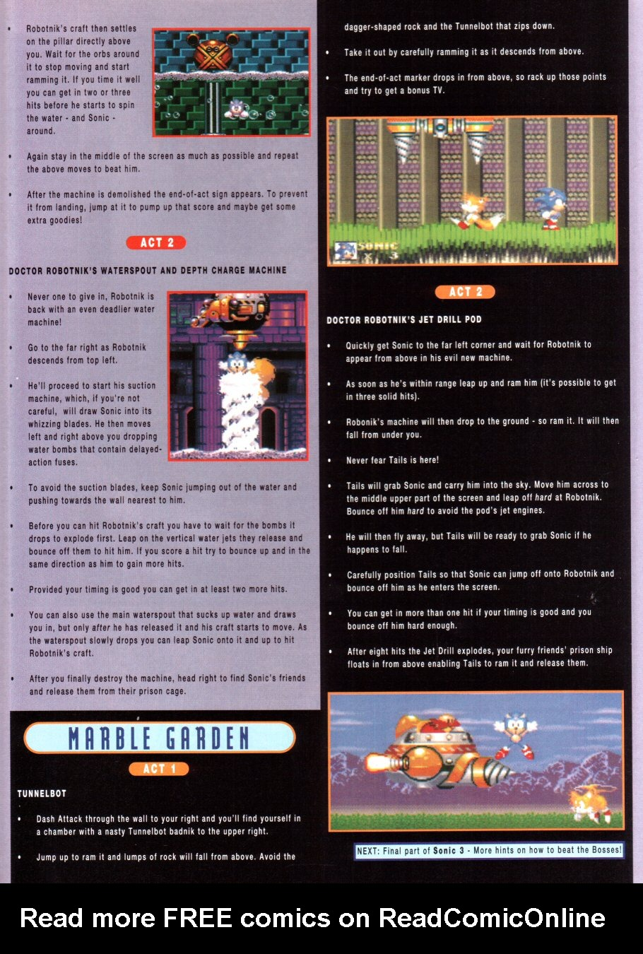 Read online Sonic the Comic comic -  Issue #36 - 24