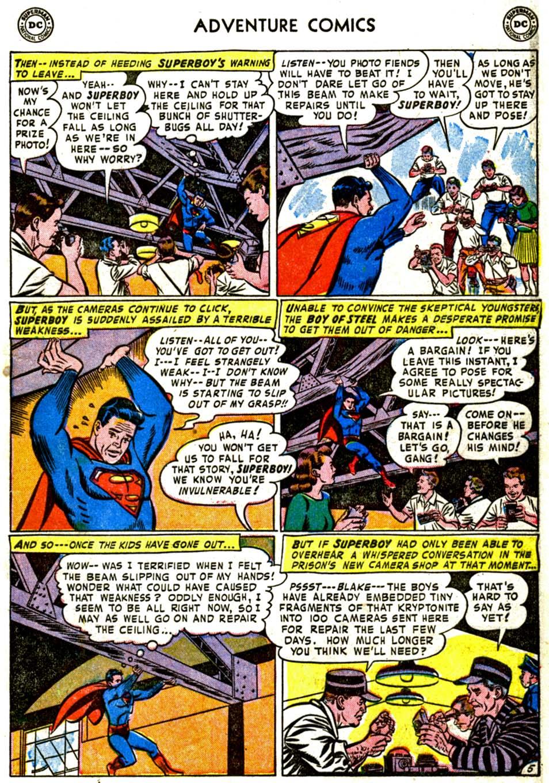 Read online Adventure Comics (1938) comic -  Issue #184 - 7