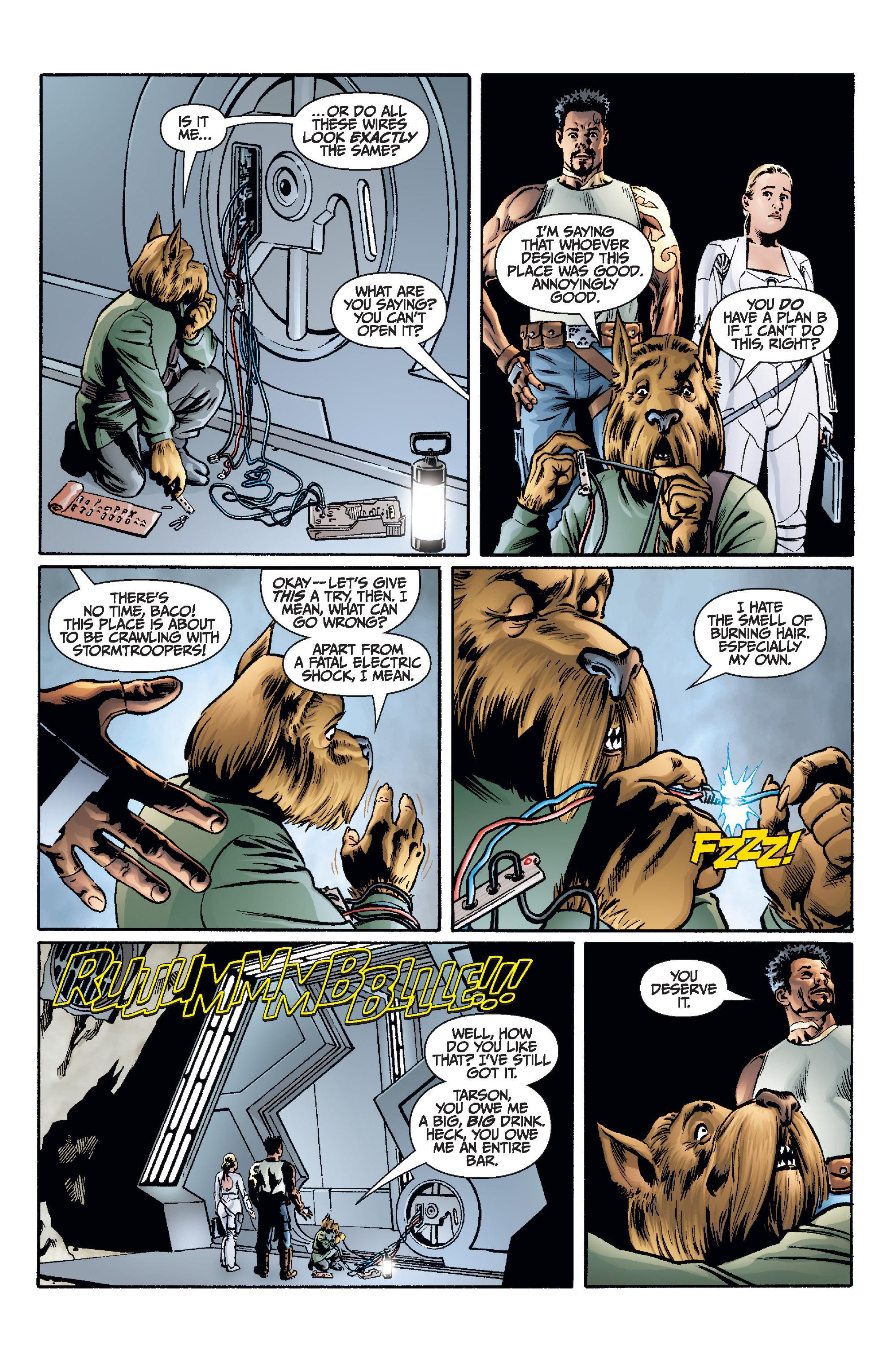 Read online Star Wars Omnibus comic -  Issue # Vol. 20 - 285